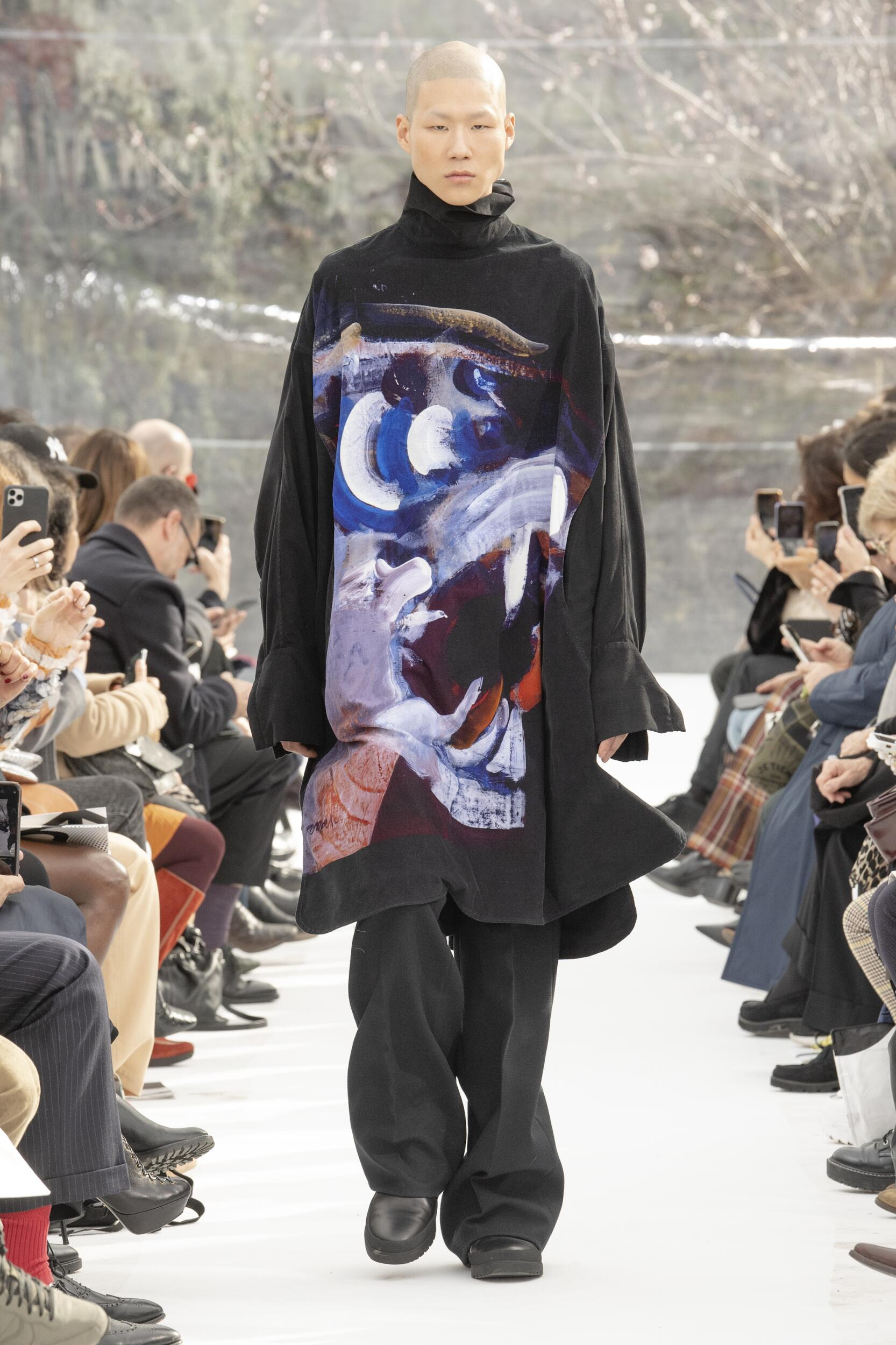 Fashion Week 2020 Catwalk Kenzo