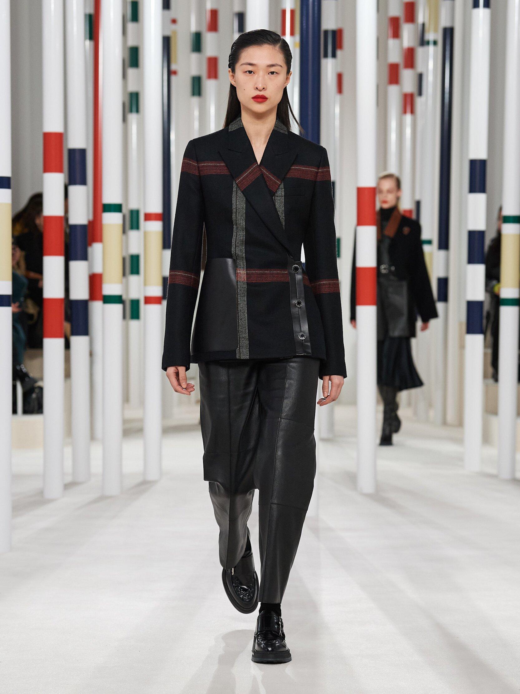 Hermès Fall 2020 Catwalk