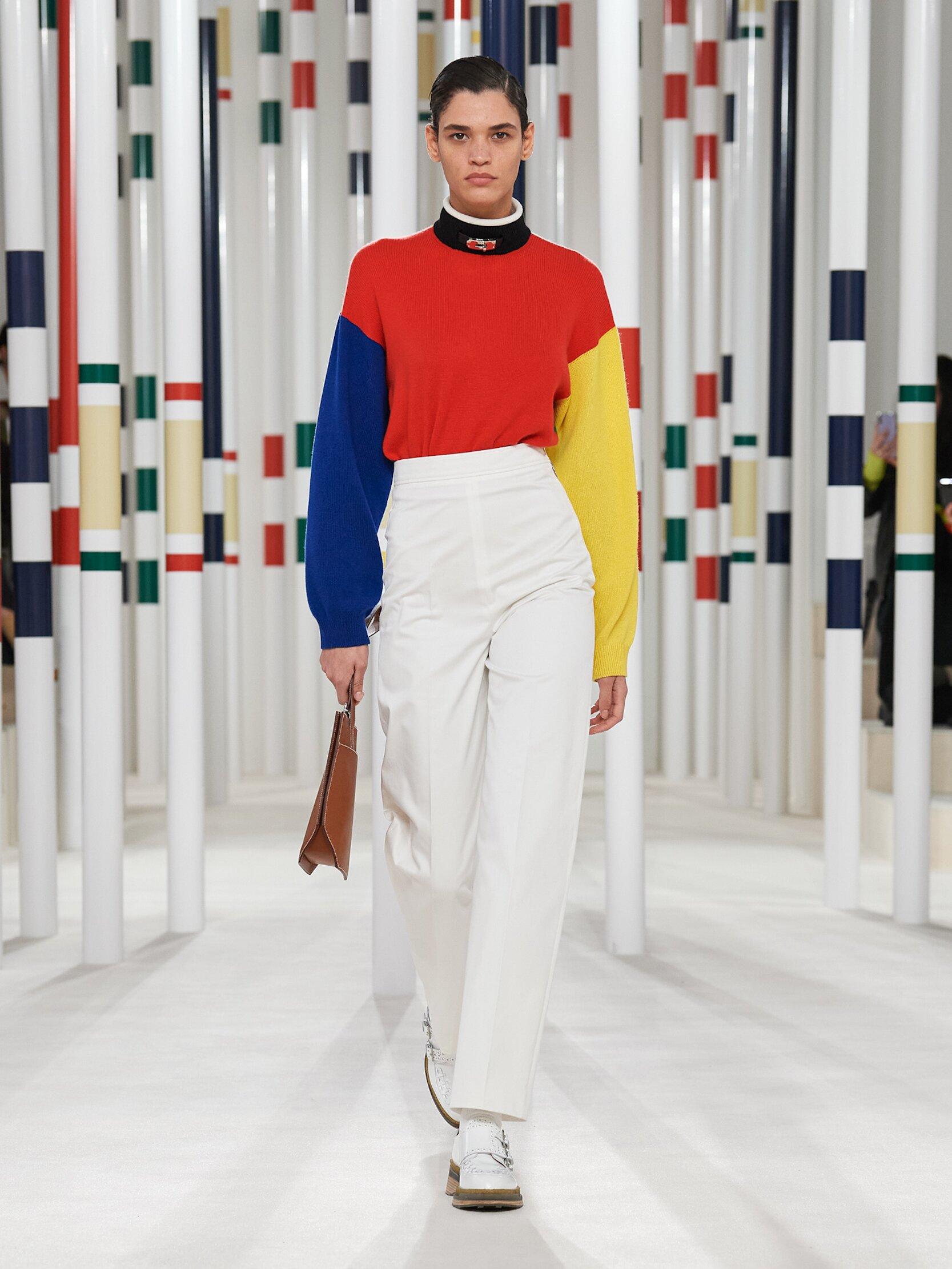 Hermès Fall Winter 2020 Womens Collection Paris Fashion Week
