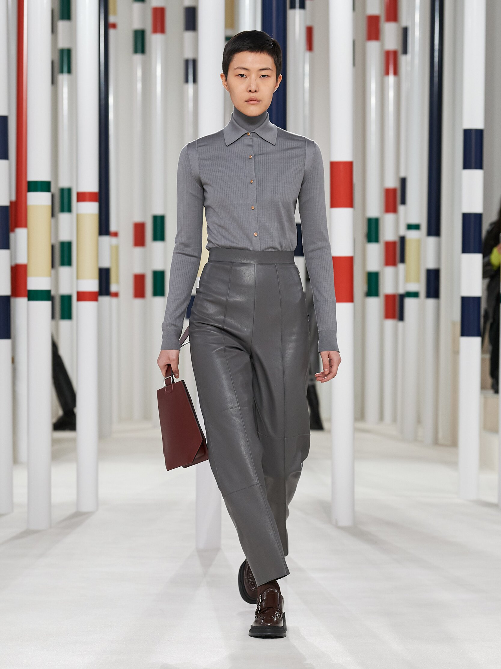 Hermès Winter 2020 Catwalk
