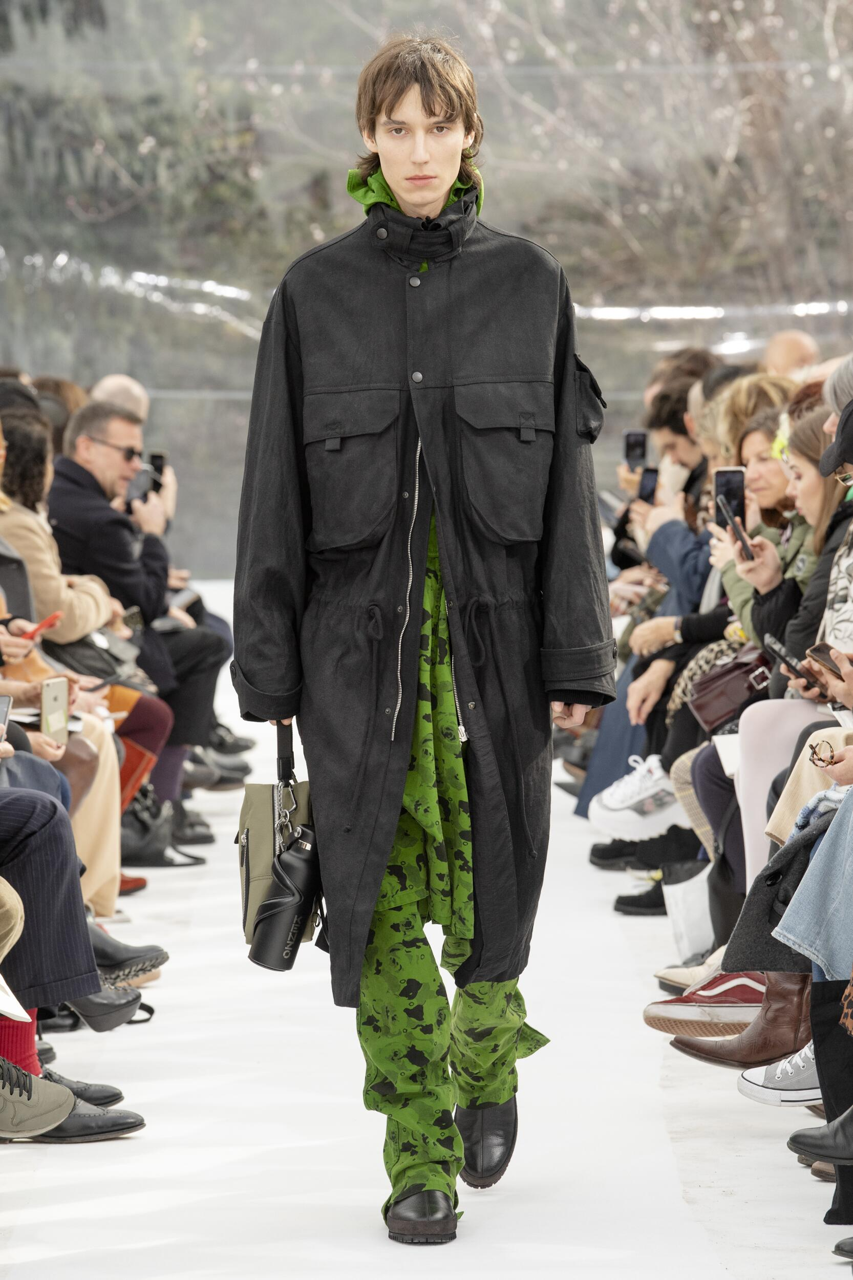 Kenzo 2020 Paris Men Trends