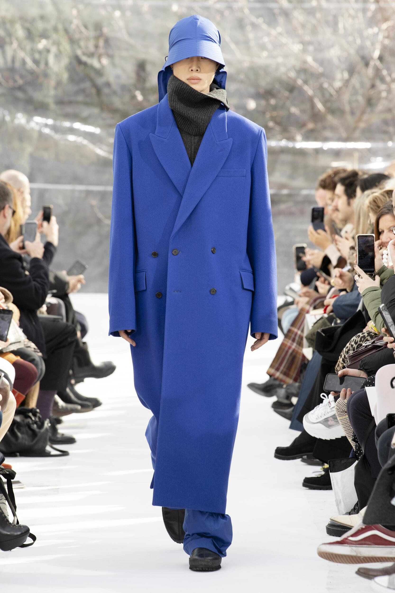 Kenzo Fall Winter 2020 Womens Collection Paris Fashion Week