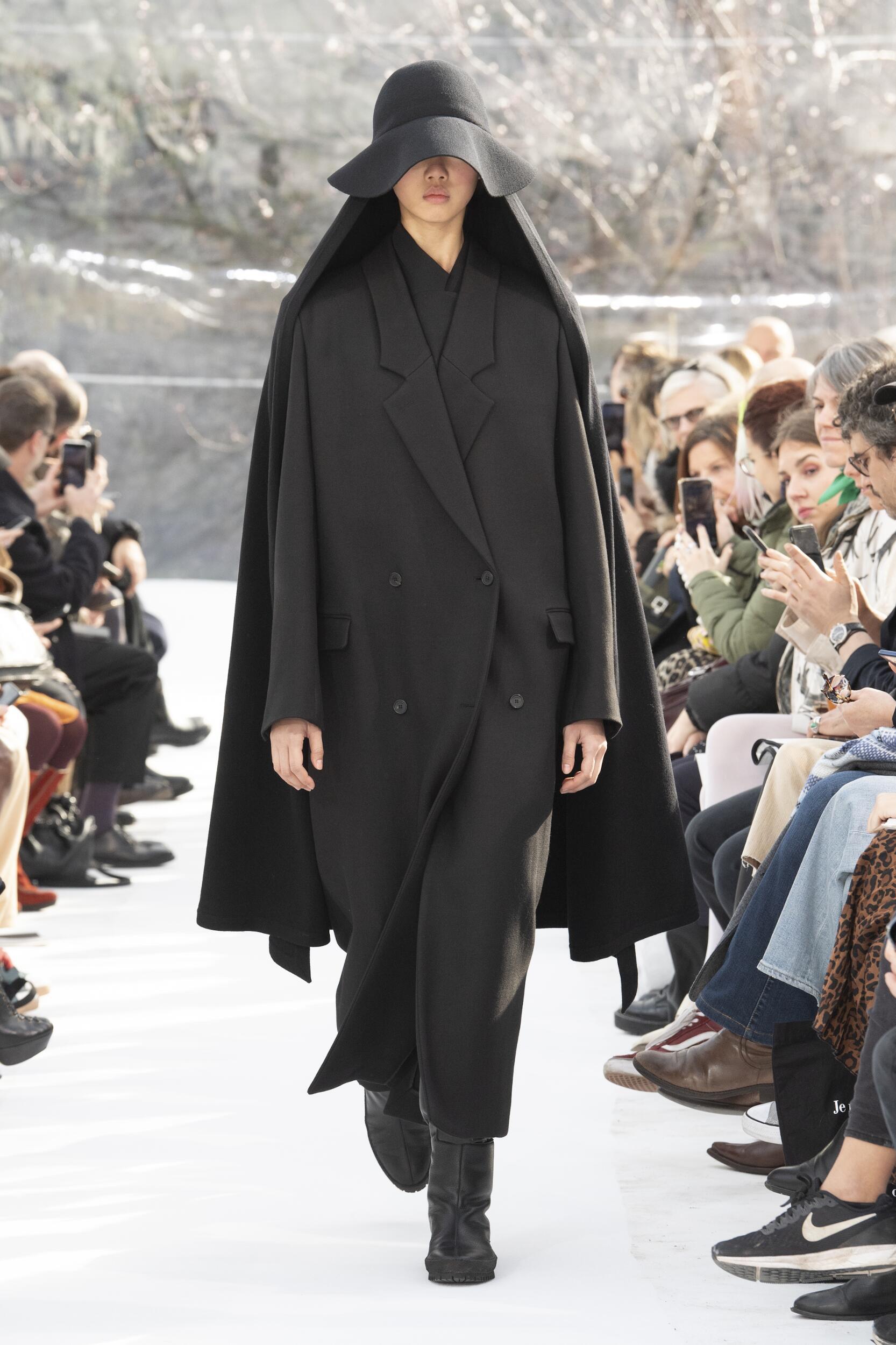 Kenzo Fashion Show FW 2020