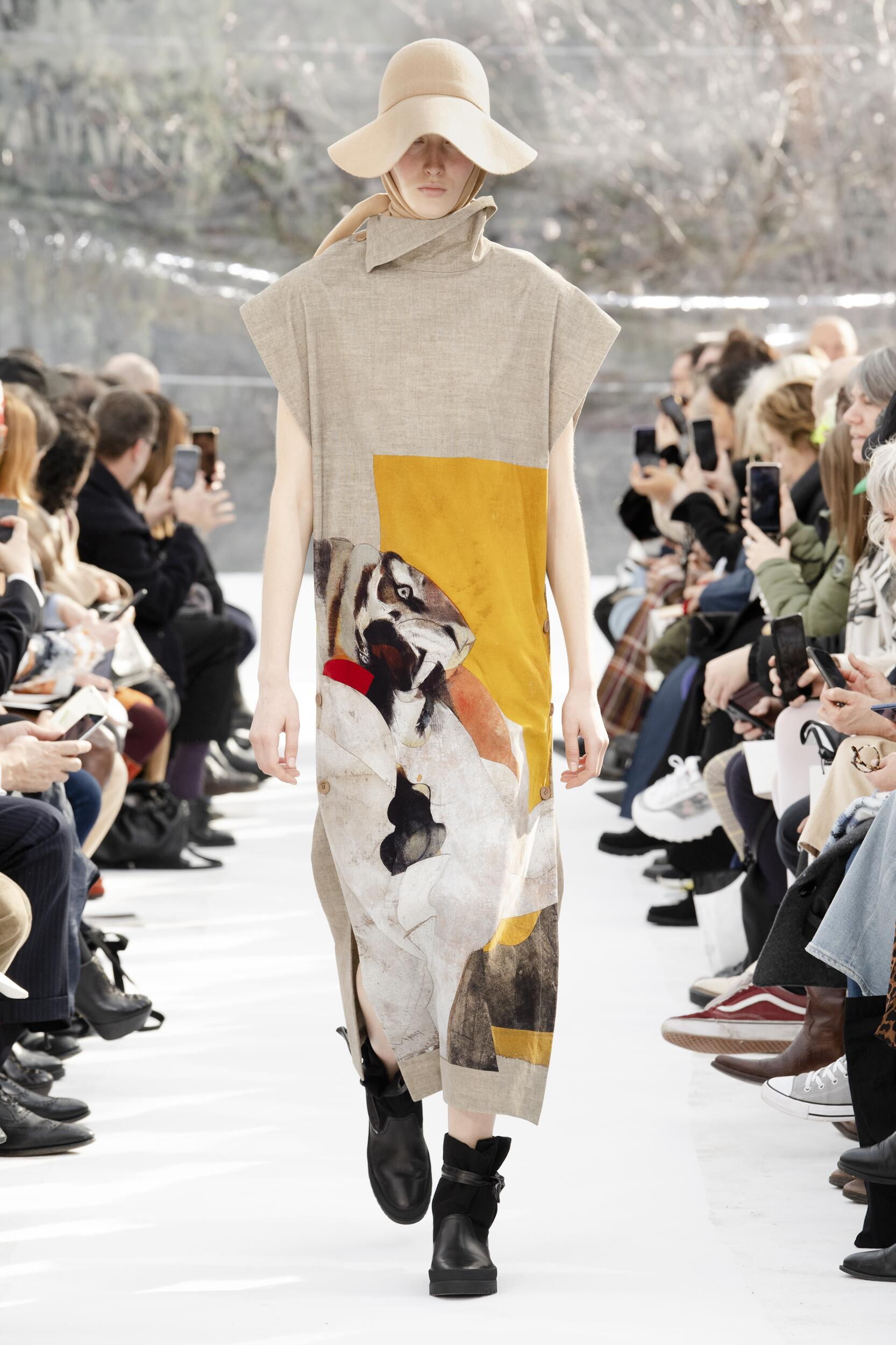 Kenzo Paris Fashion Week Womenswear Trends