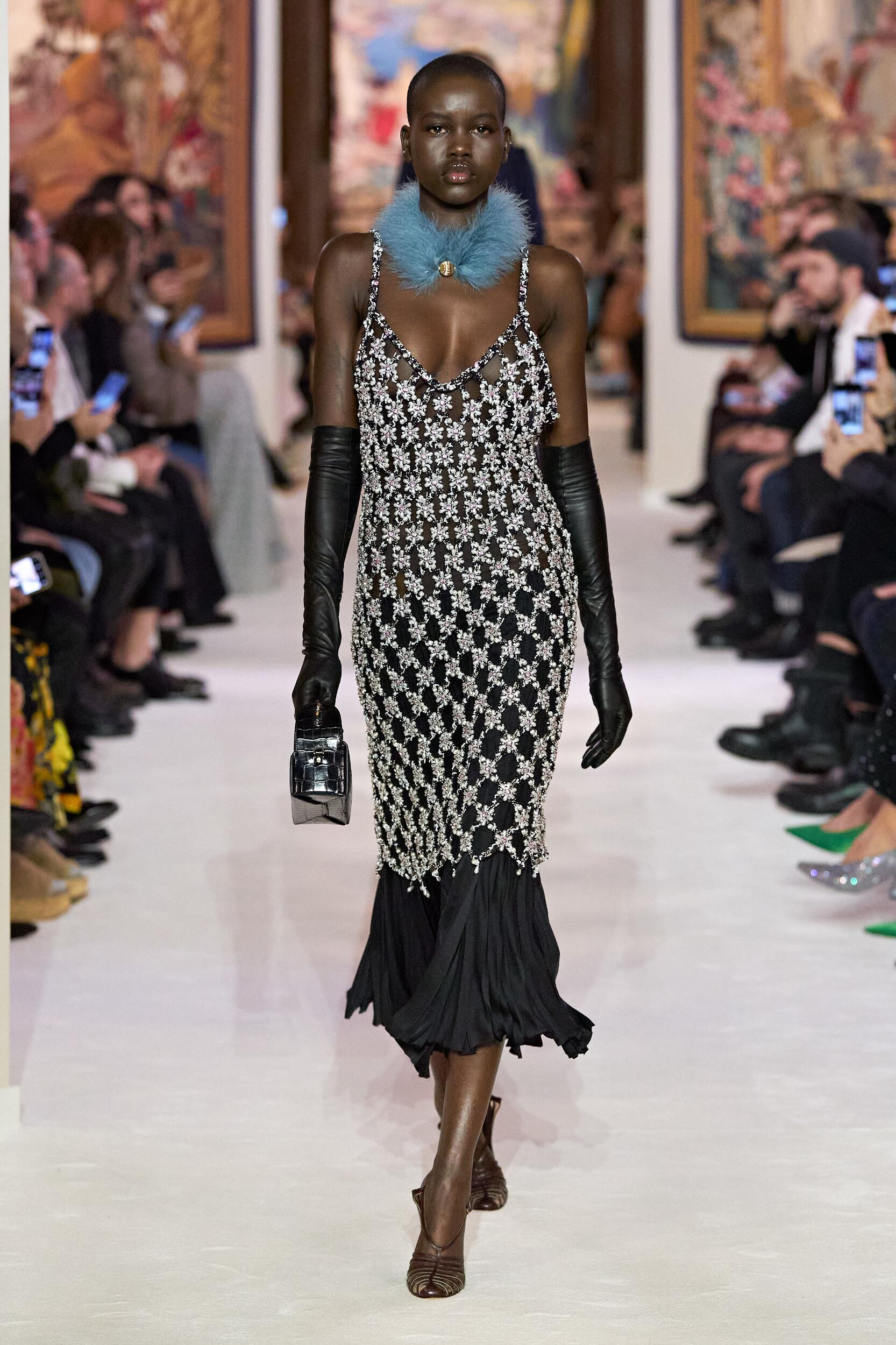Lanvin 2020 Paris Trends