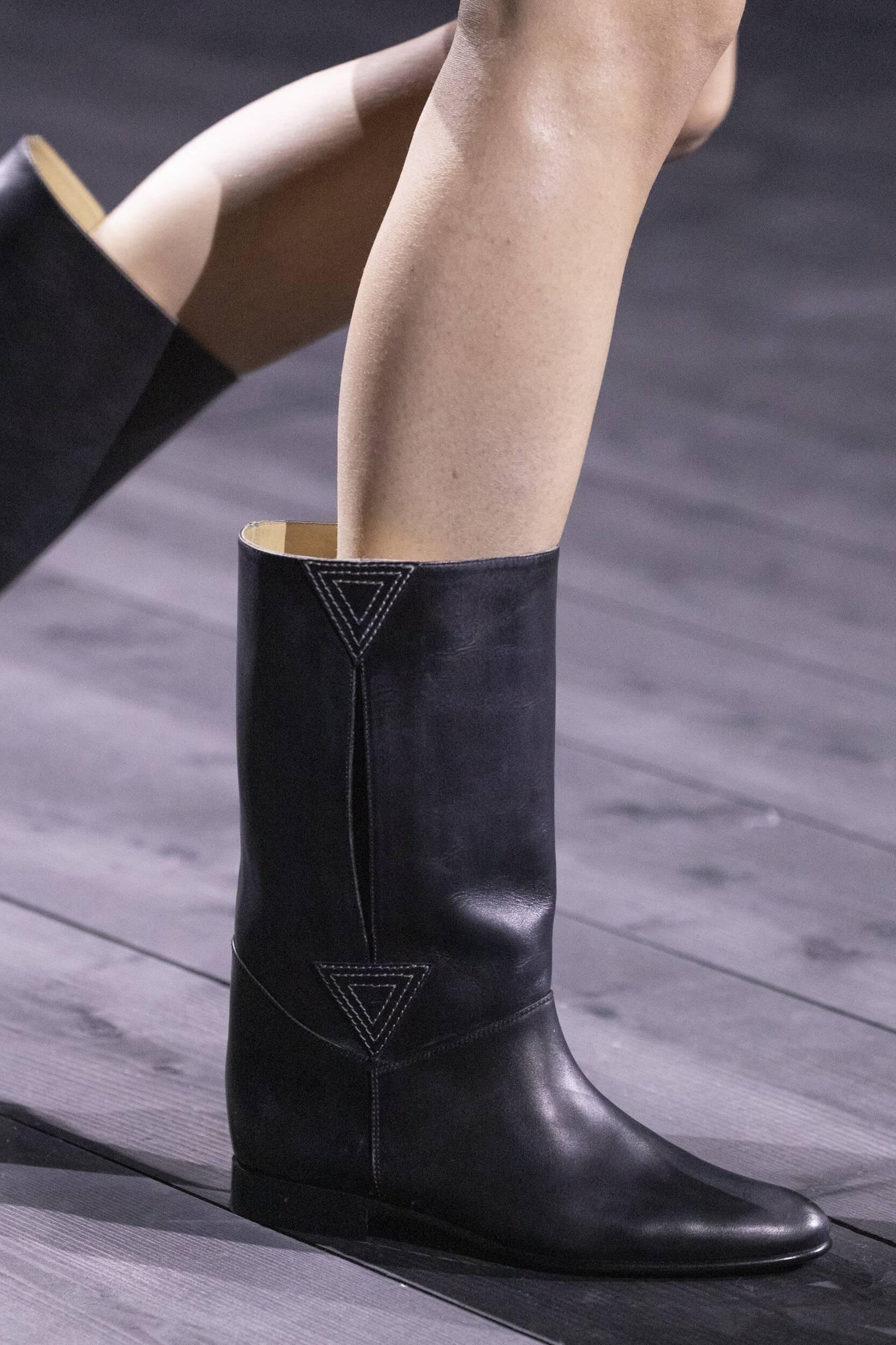 Louis Vuitton Boots Winter 2020 Collection Paris Fashion Week