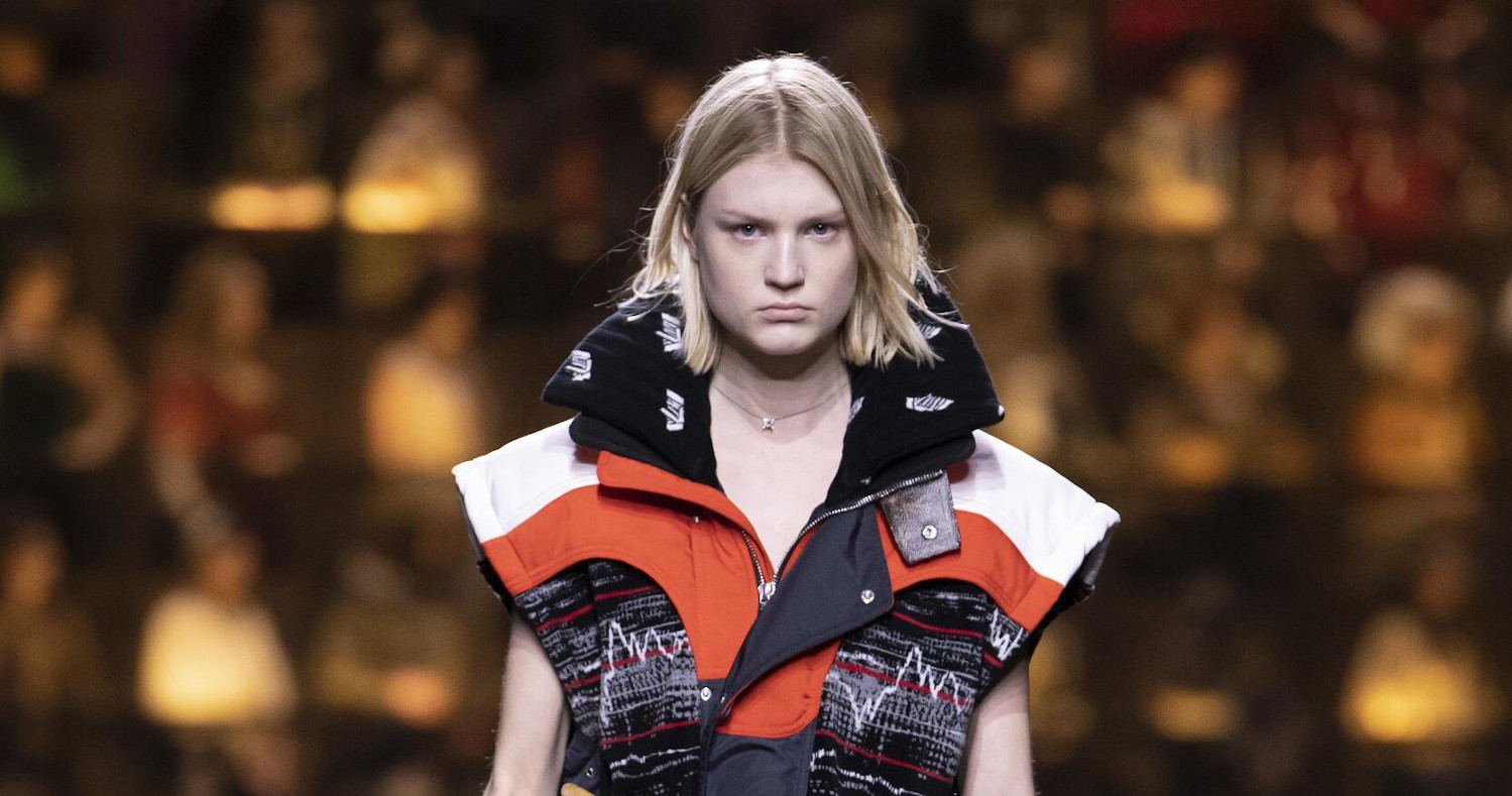 Louis Vuitton Fashion Show FW 2020 Paris