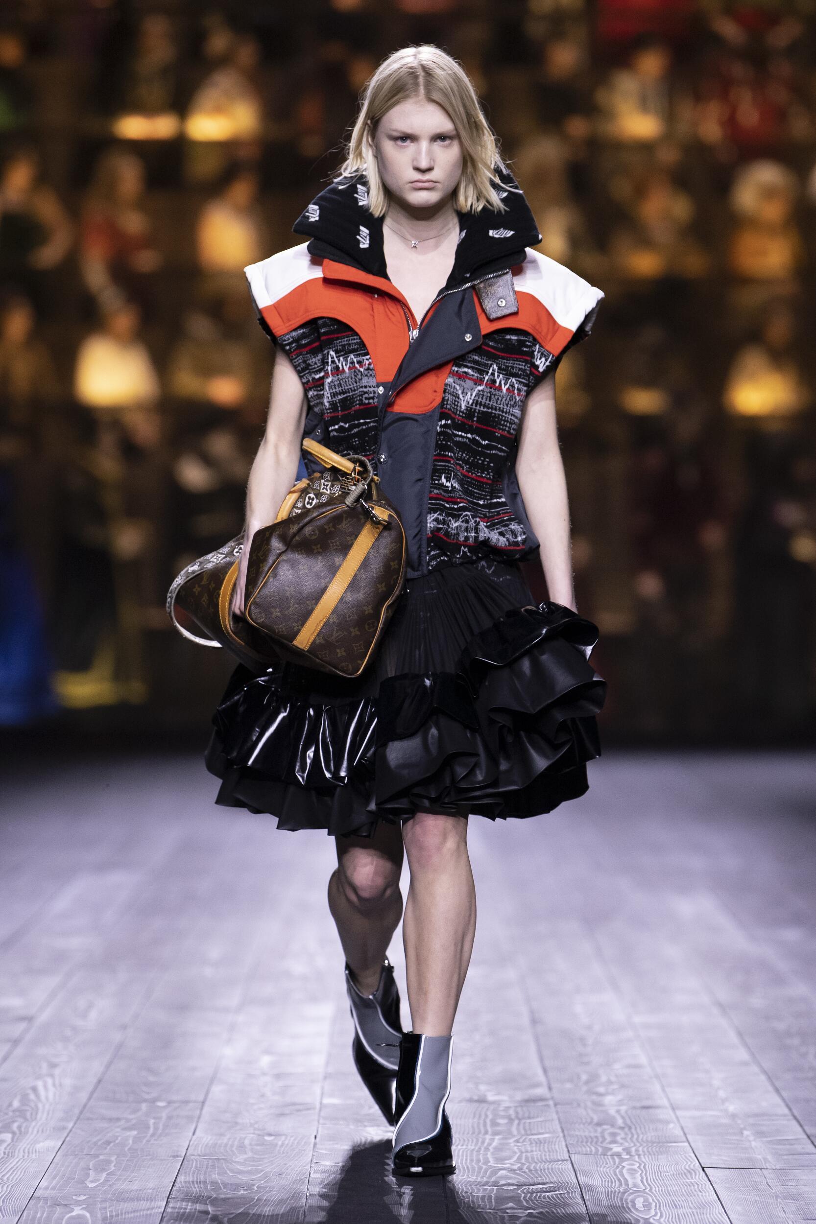 Louis Vuitton Fashion Show FW 2020