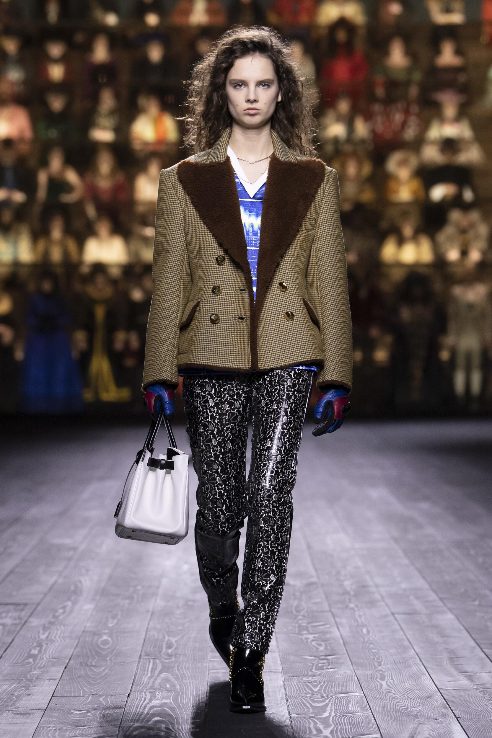 Louis Vuitton Paris Fashion Week Womenswear Trends