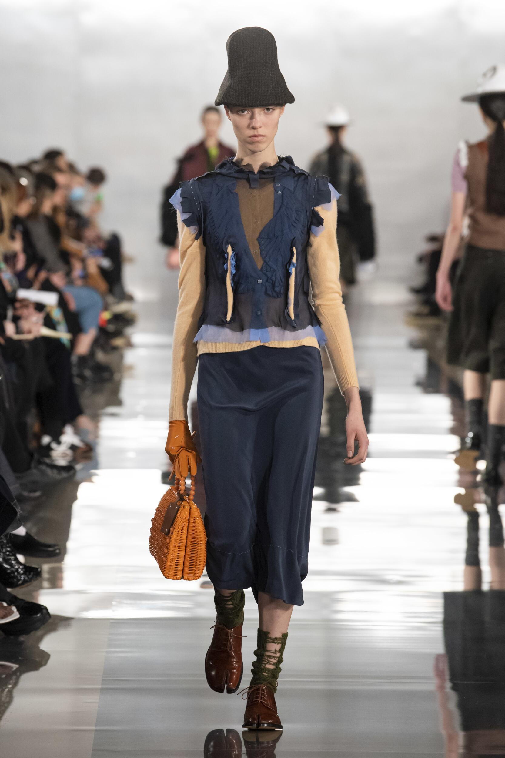 Maison Margiela FW 2020 Womenswear