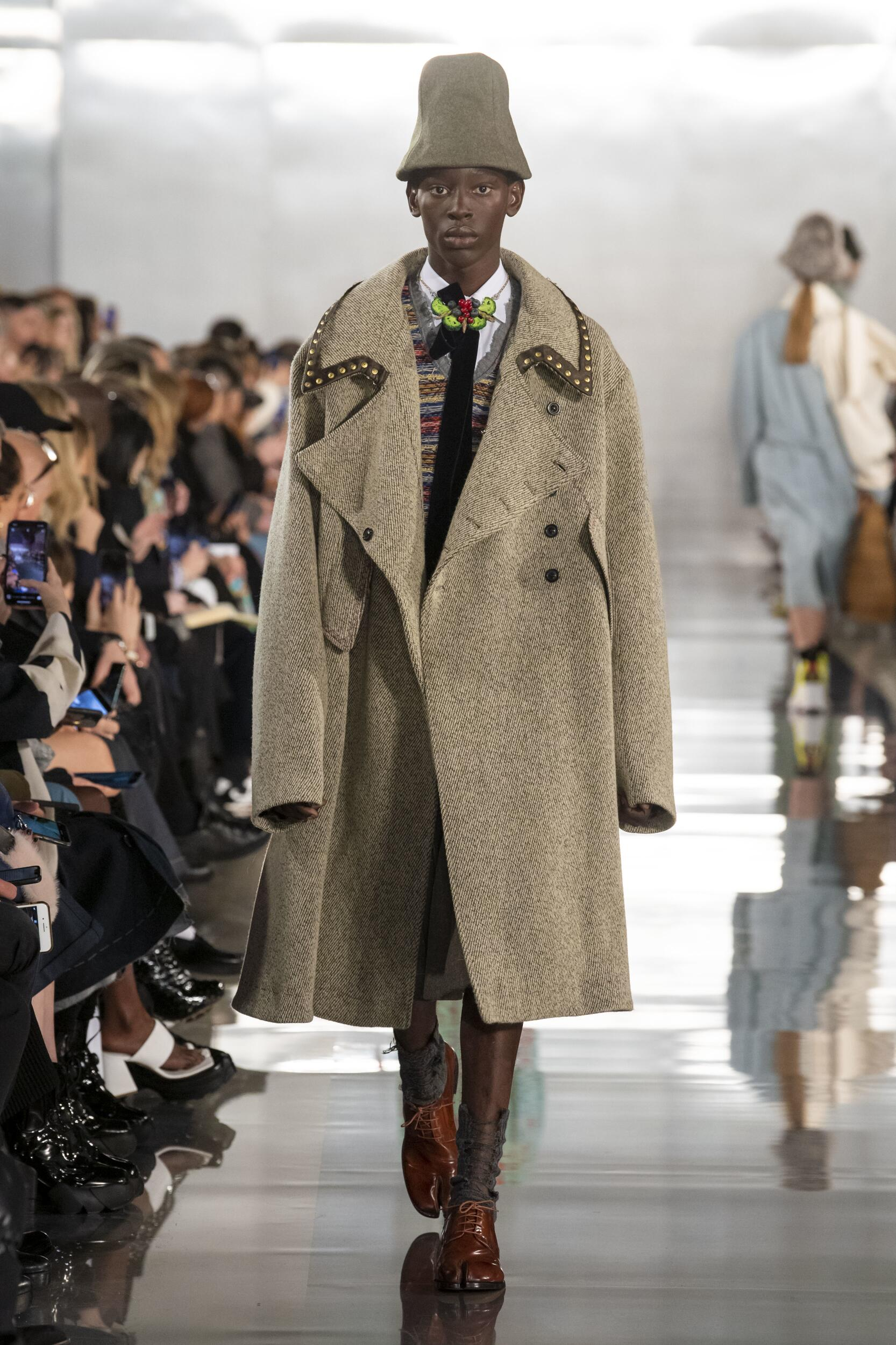 Maison Margiela Fall 2020 Catwalk