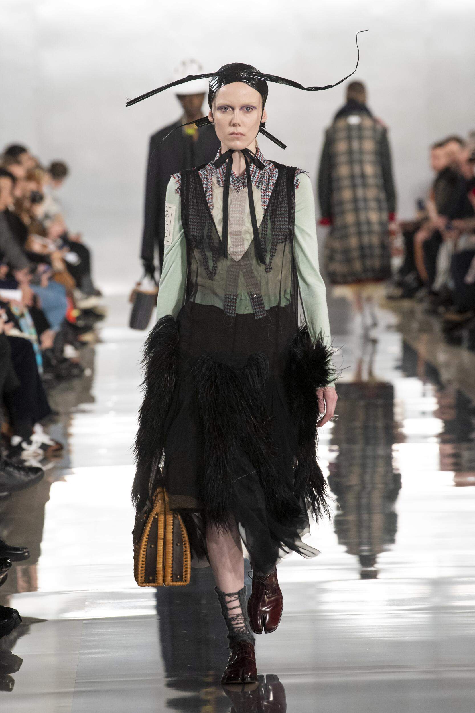 Maison Margiela Fall Winter 2020 Womens Collection Paris Fashion Week