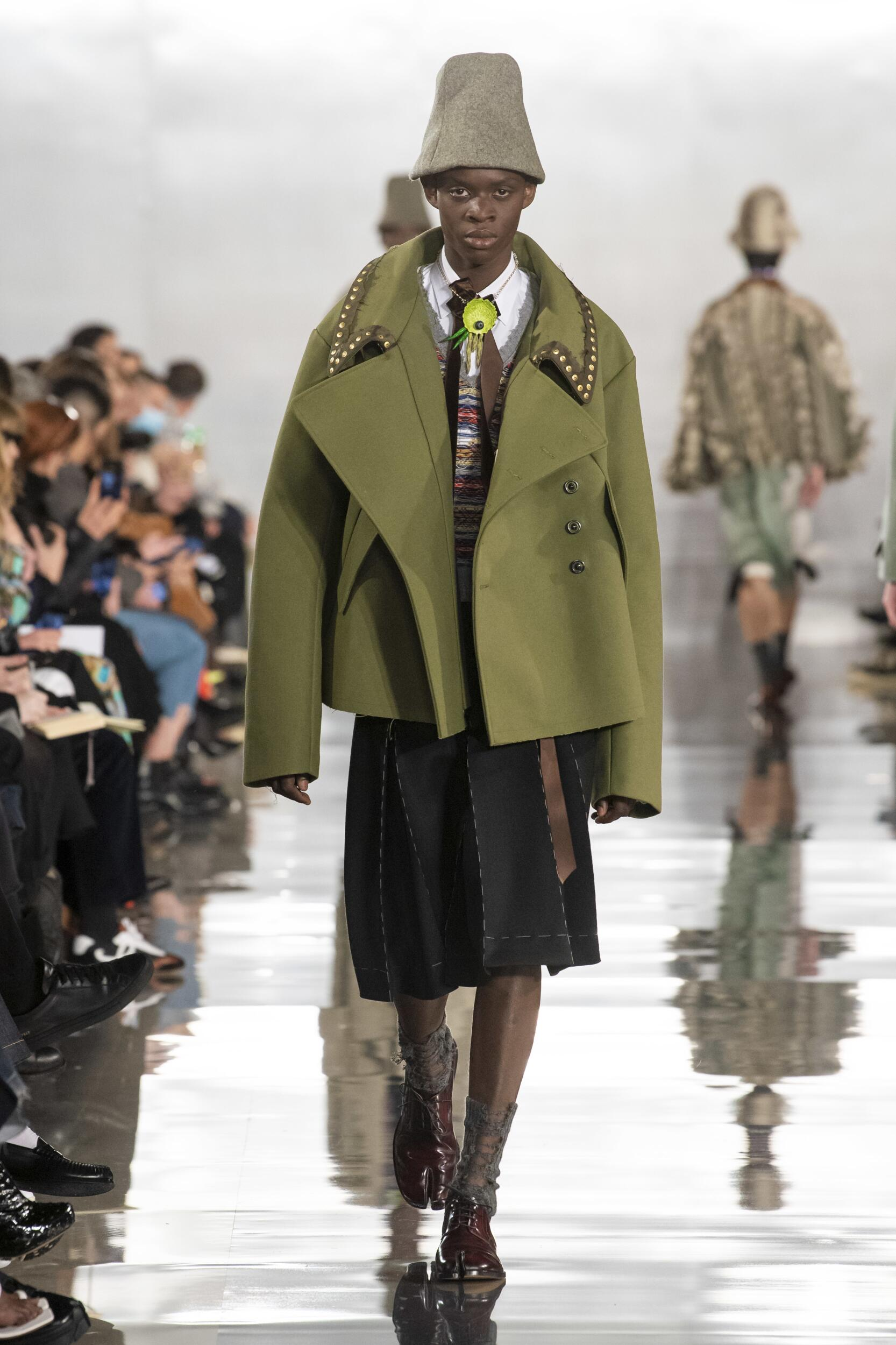 Maison Margiela Fall Winter 2020