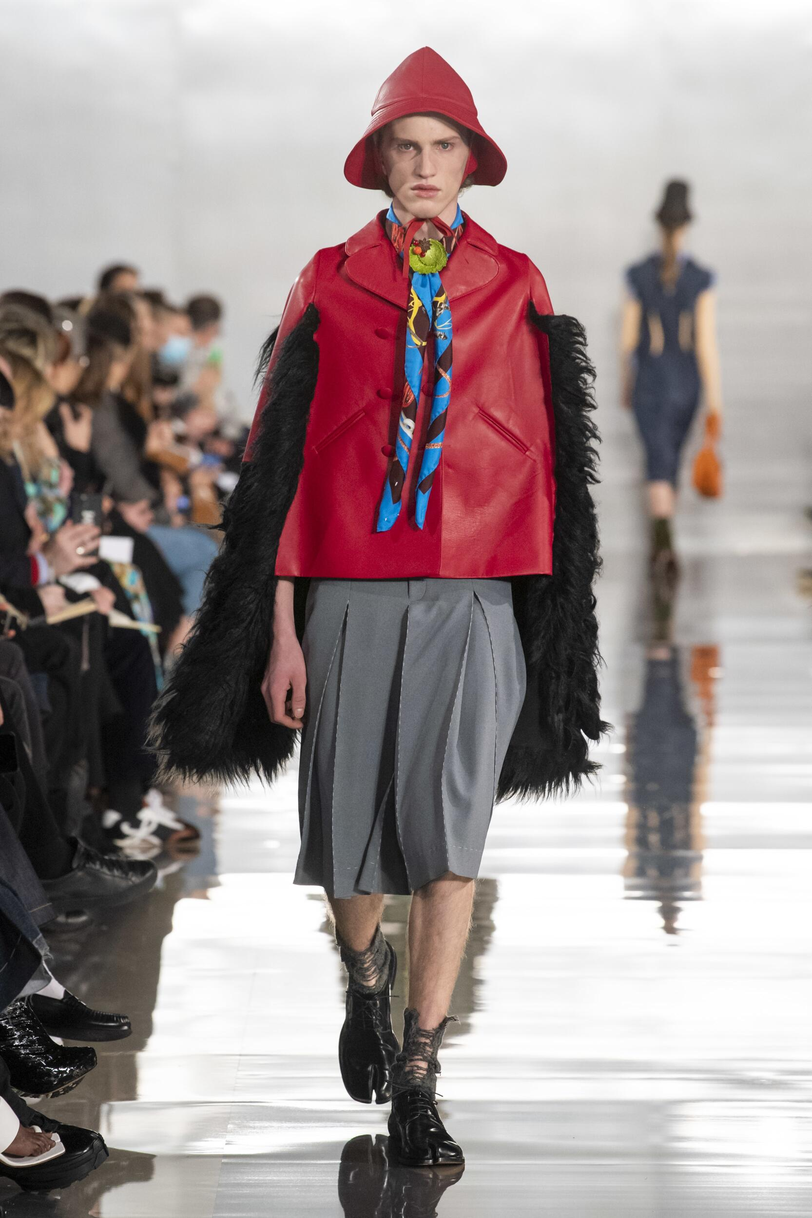 Maison Margiela Paris Fashion Week Menswear Trends