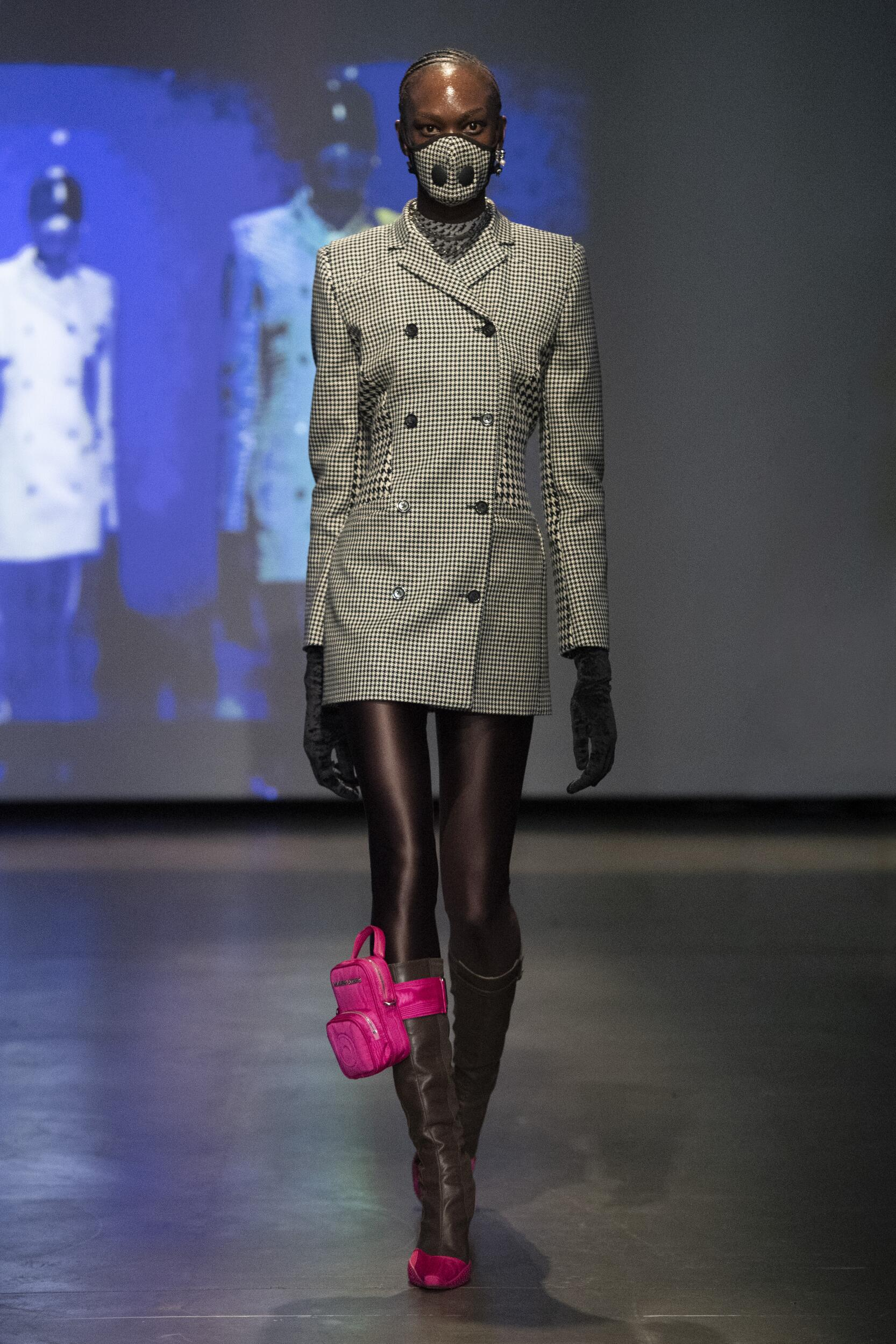 Marine Serre Fall Winter 2020 Womens Collection Paris Fashion Week