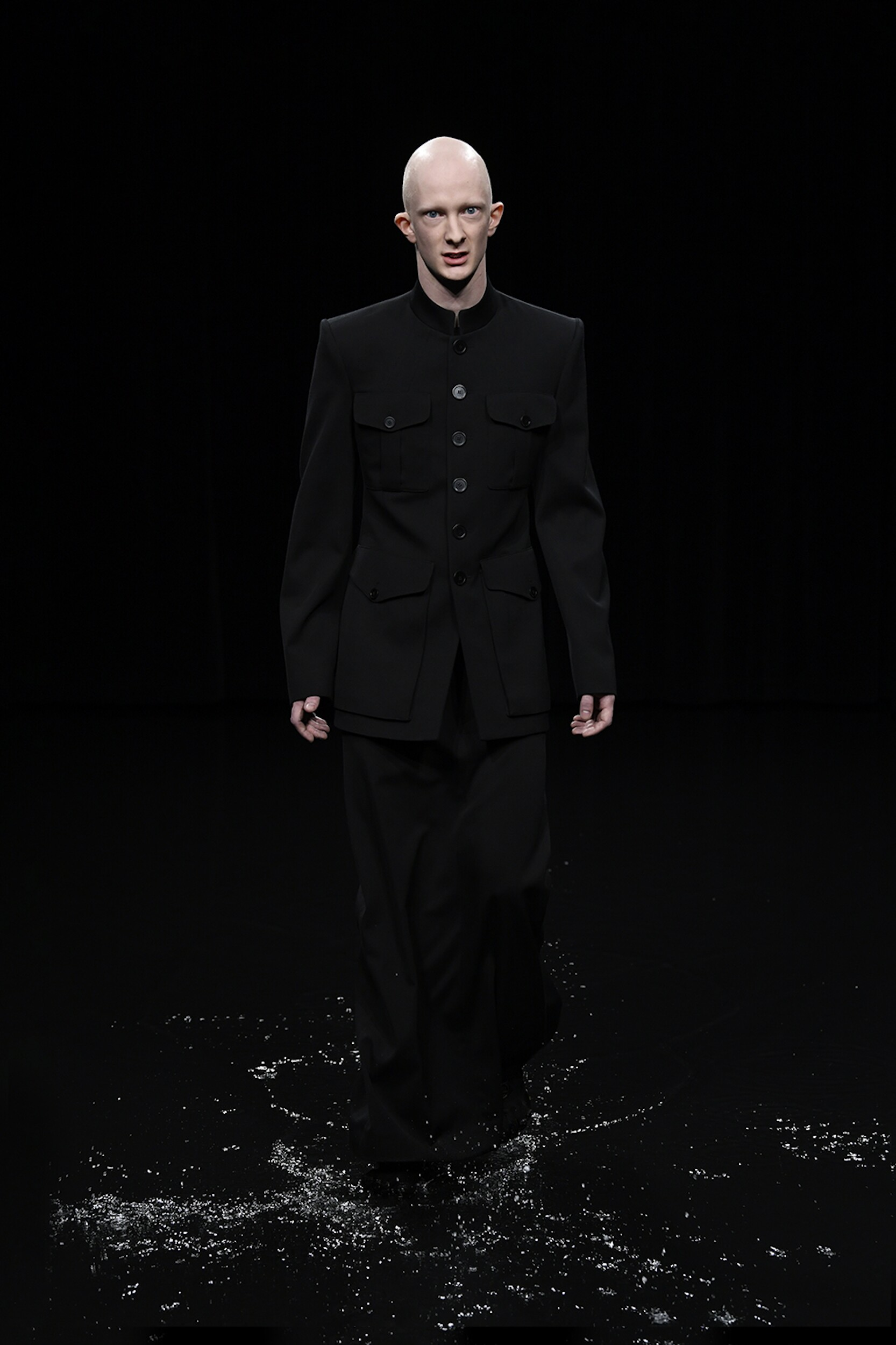 Menswear FW 2020-21 Fashion Show Balenciaga