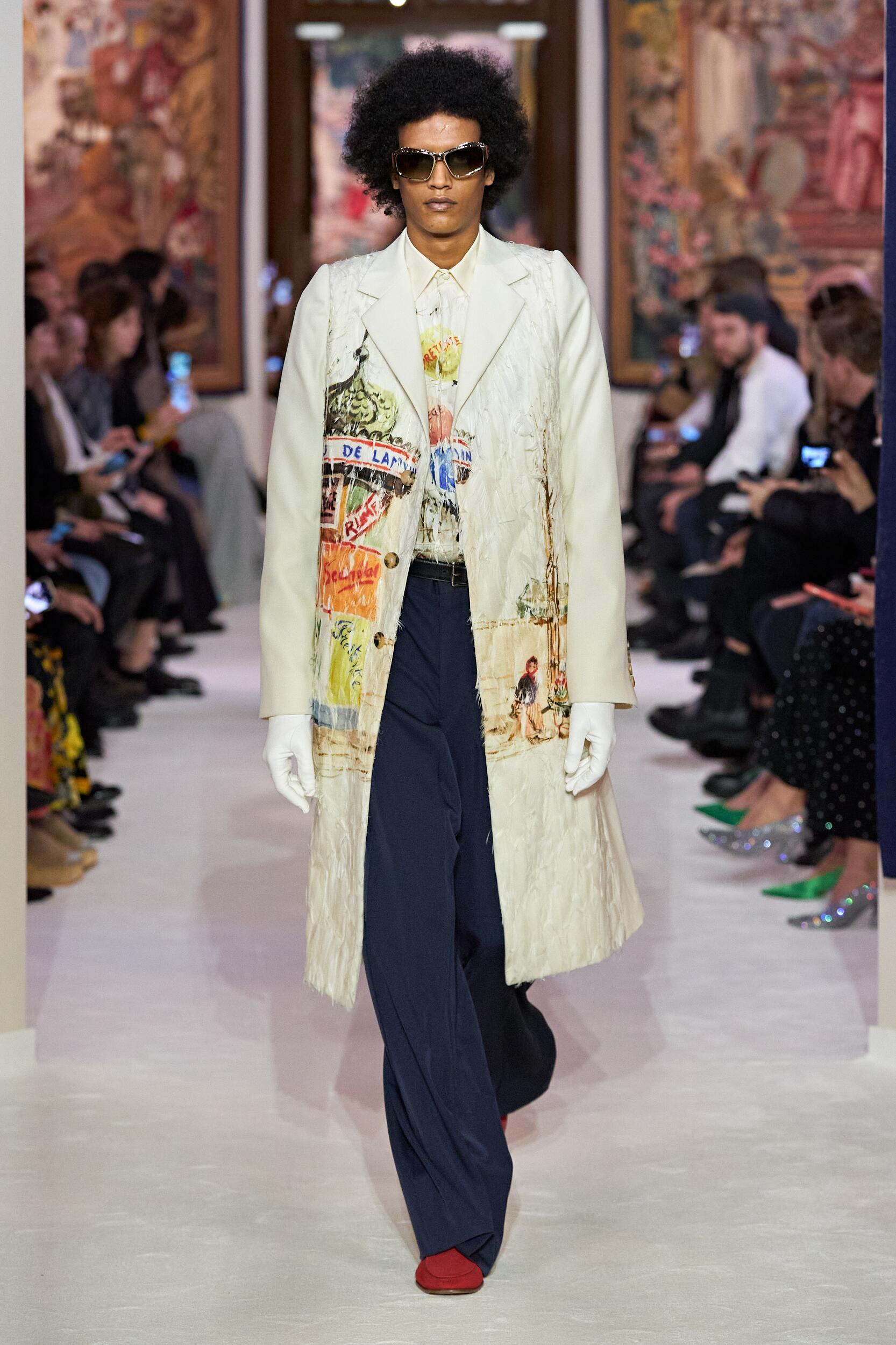 Menswear FW Lanvin 2020