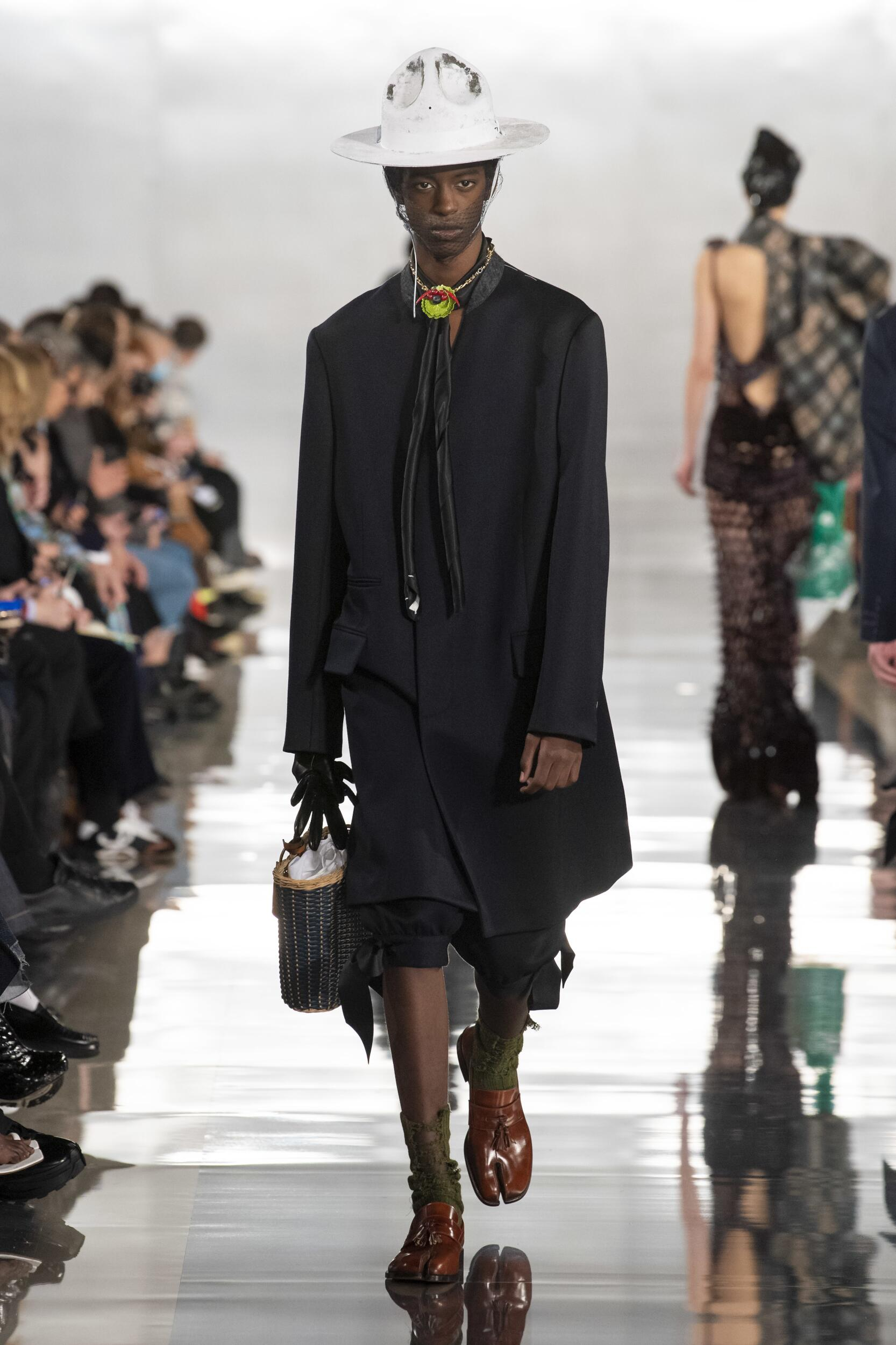 Menswear Fall 2020 Fashion Trends Maison Margiela
