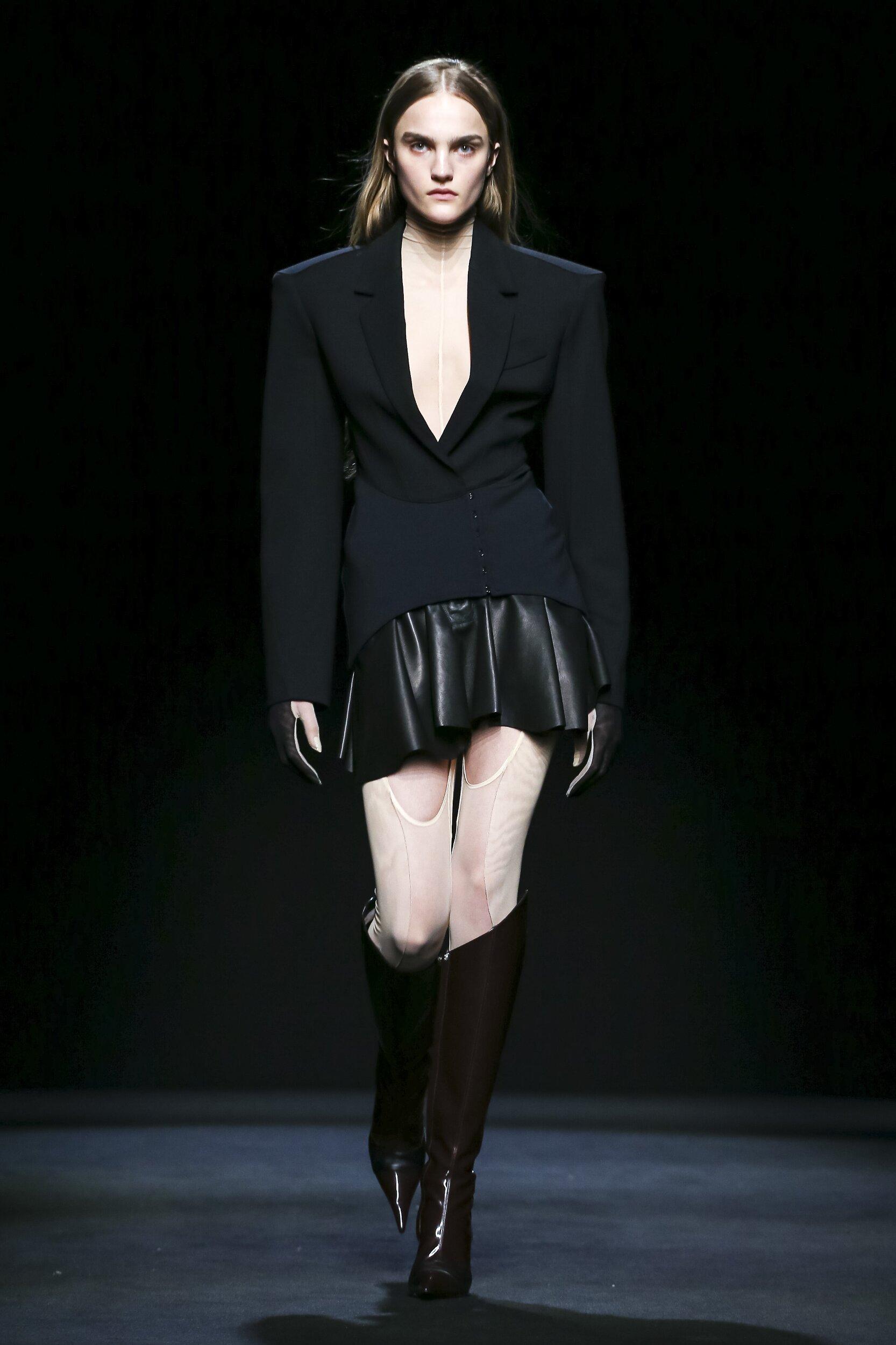 Mugler FW 2020 Womenswear
