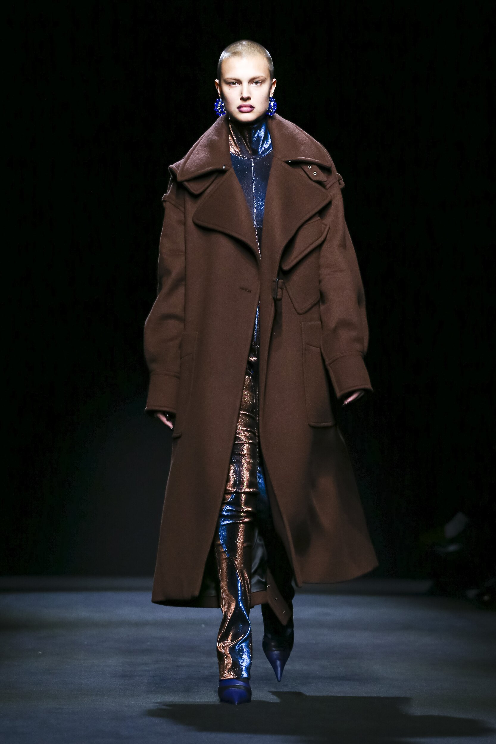 Mugler Fall Winter 2020 Womens Collection Paris Fashion Week