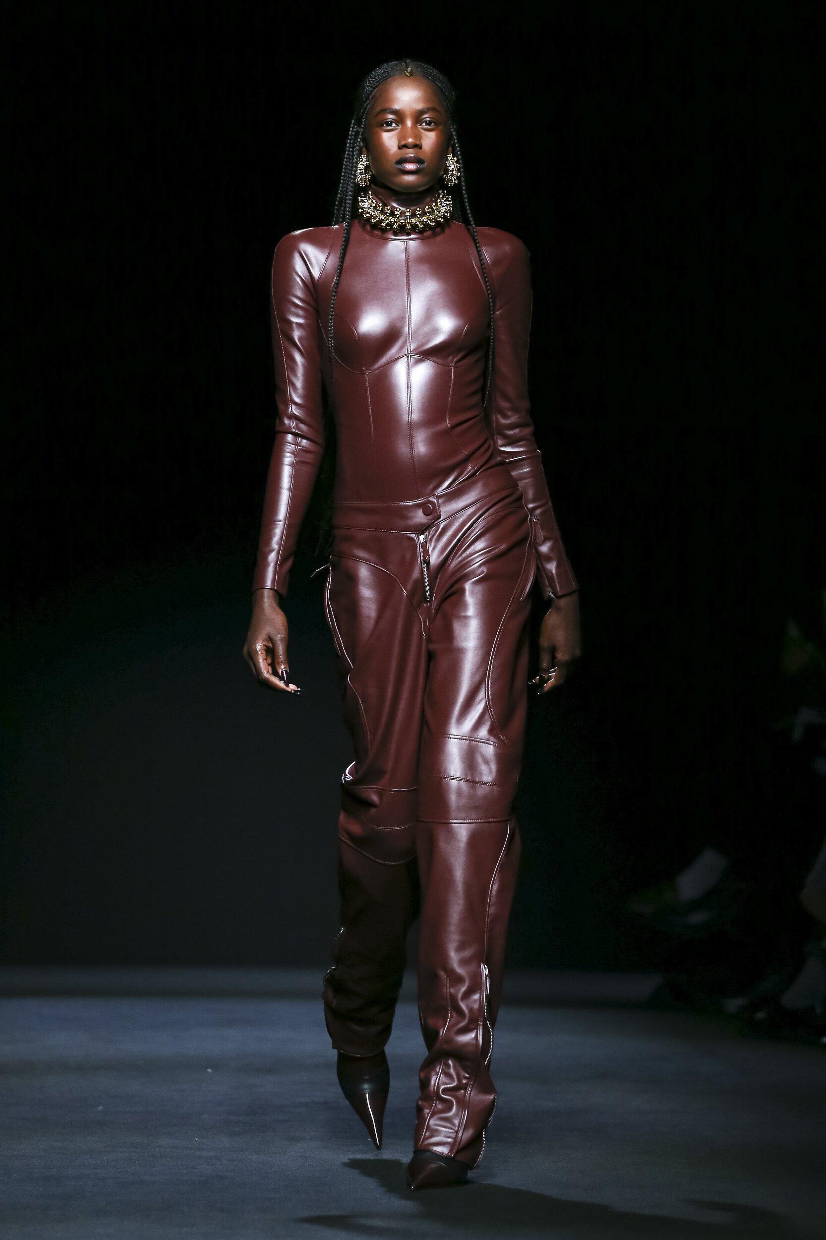 Mugler Fashion Show FW 2020