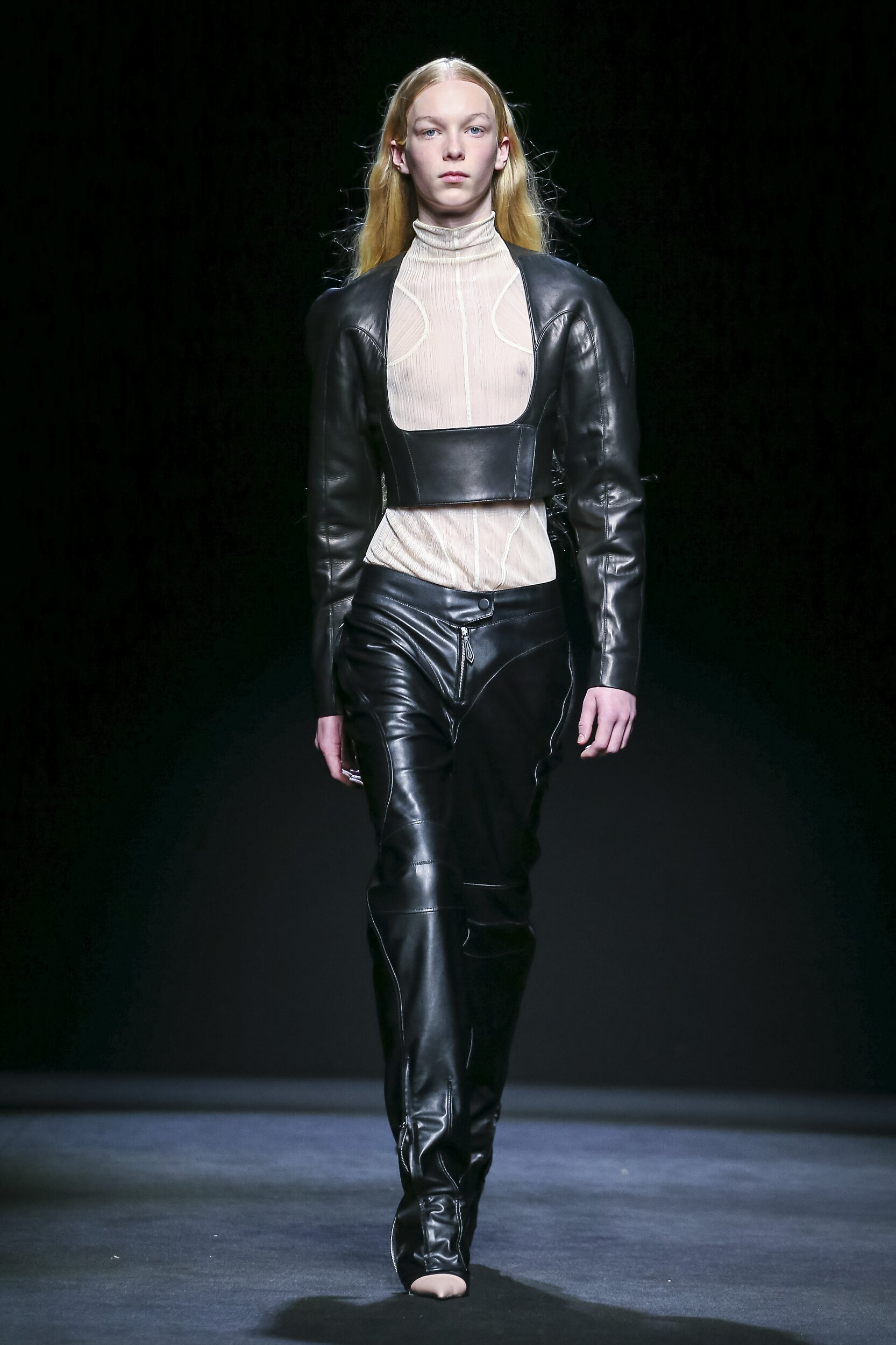Mugler Paris Fashion Week Womenswear Trends