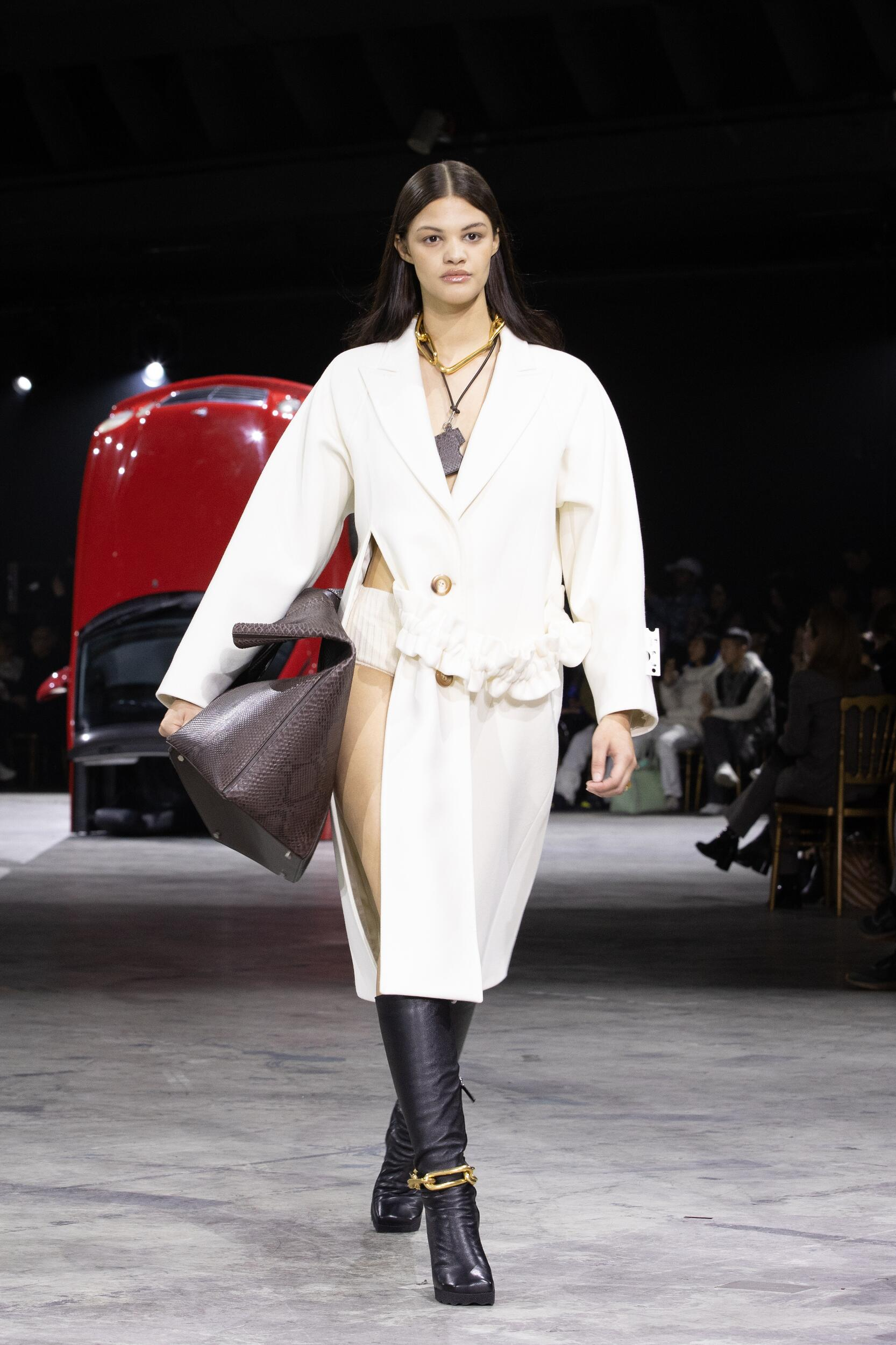 Off White c/o Virgil Abloh Fall Winter 2020 Womens Collection Paris Fashion Week