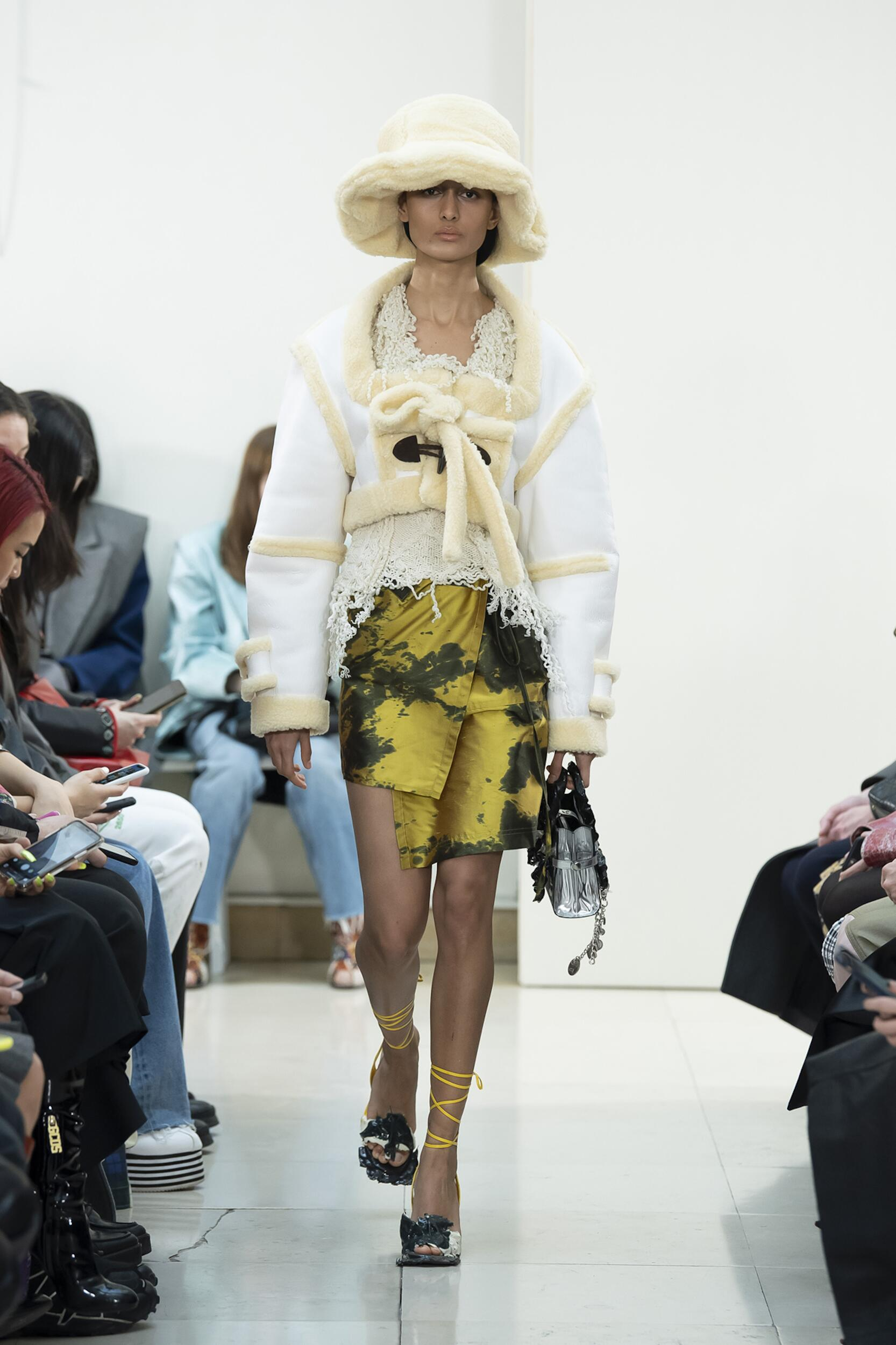 Ottolinger Fall 2020 Catwalk