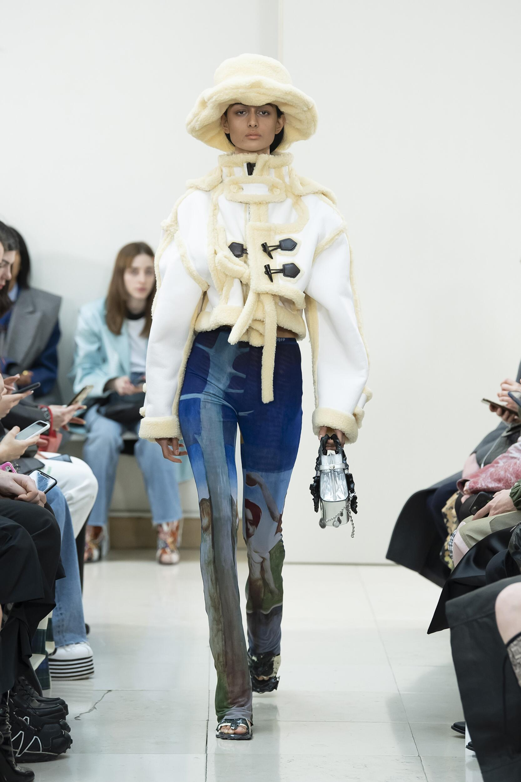 Ottolinger Fall Winter 2020 Womens Collection Paris Fashion Week