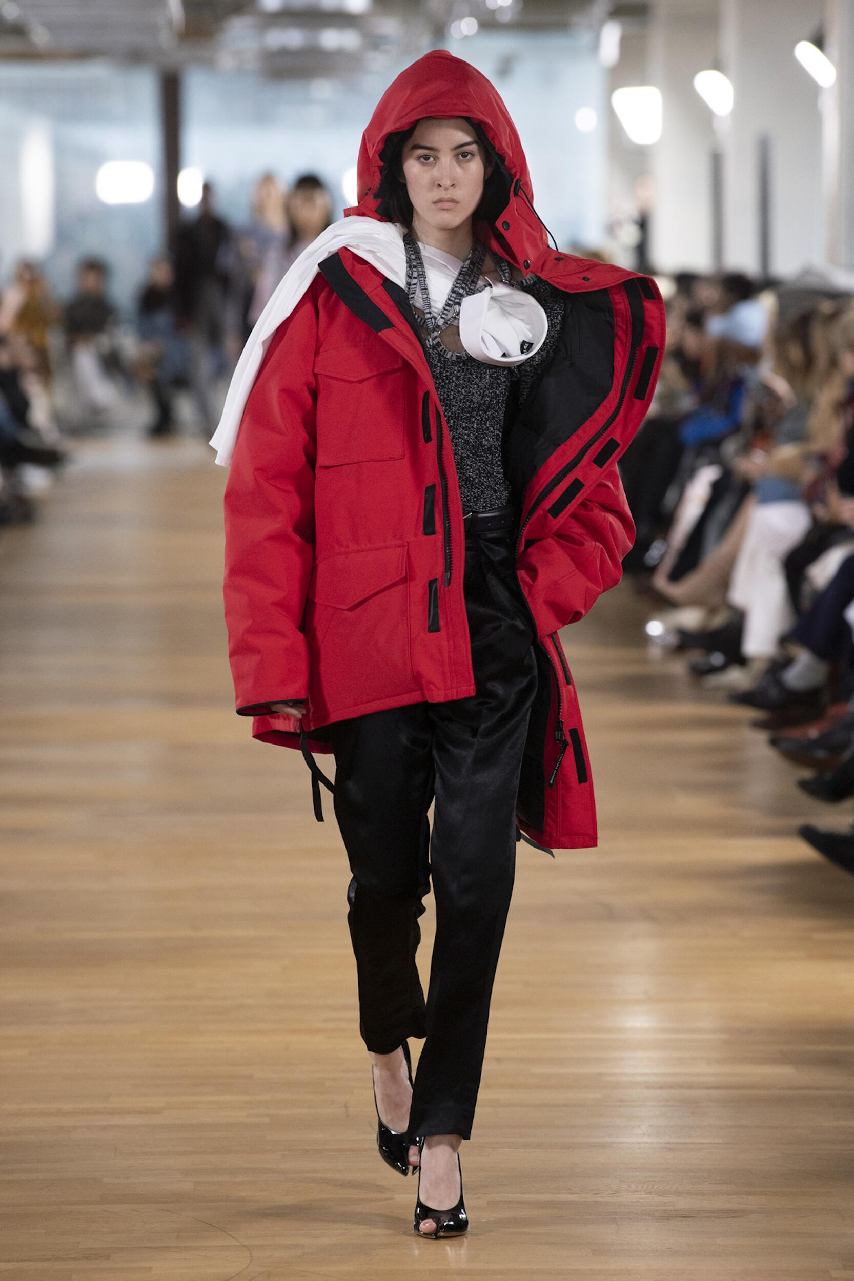 Runway Y/Project Fall Winter 2020 Women's Collection Paris Fashion Week