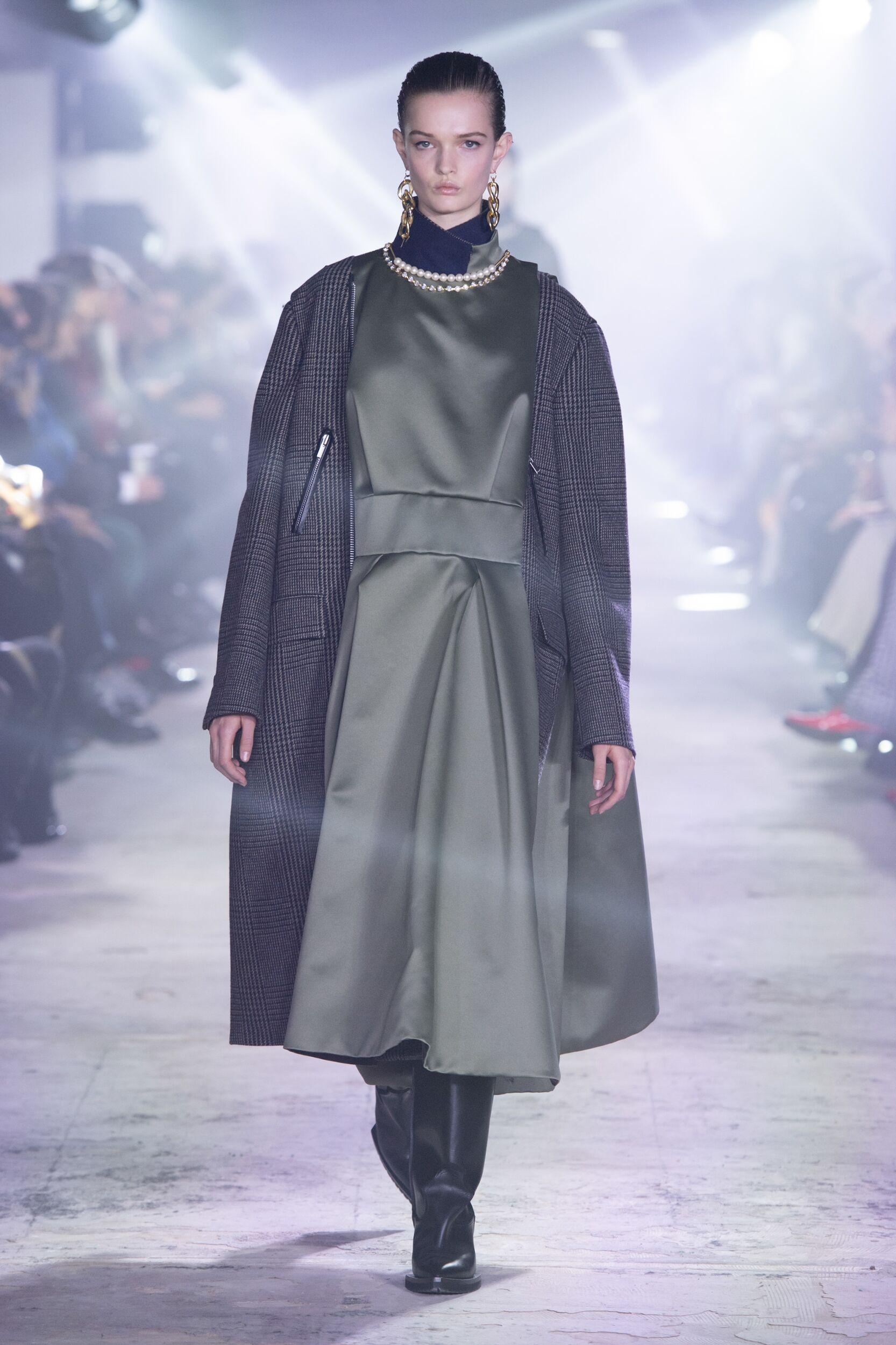 Sacai FW 2020 Womenswear