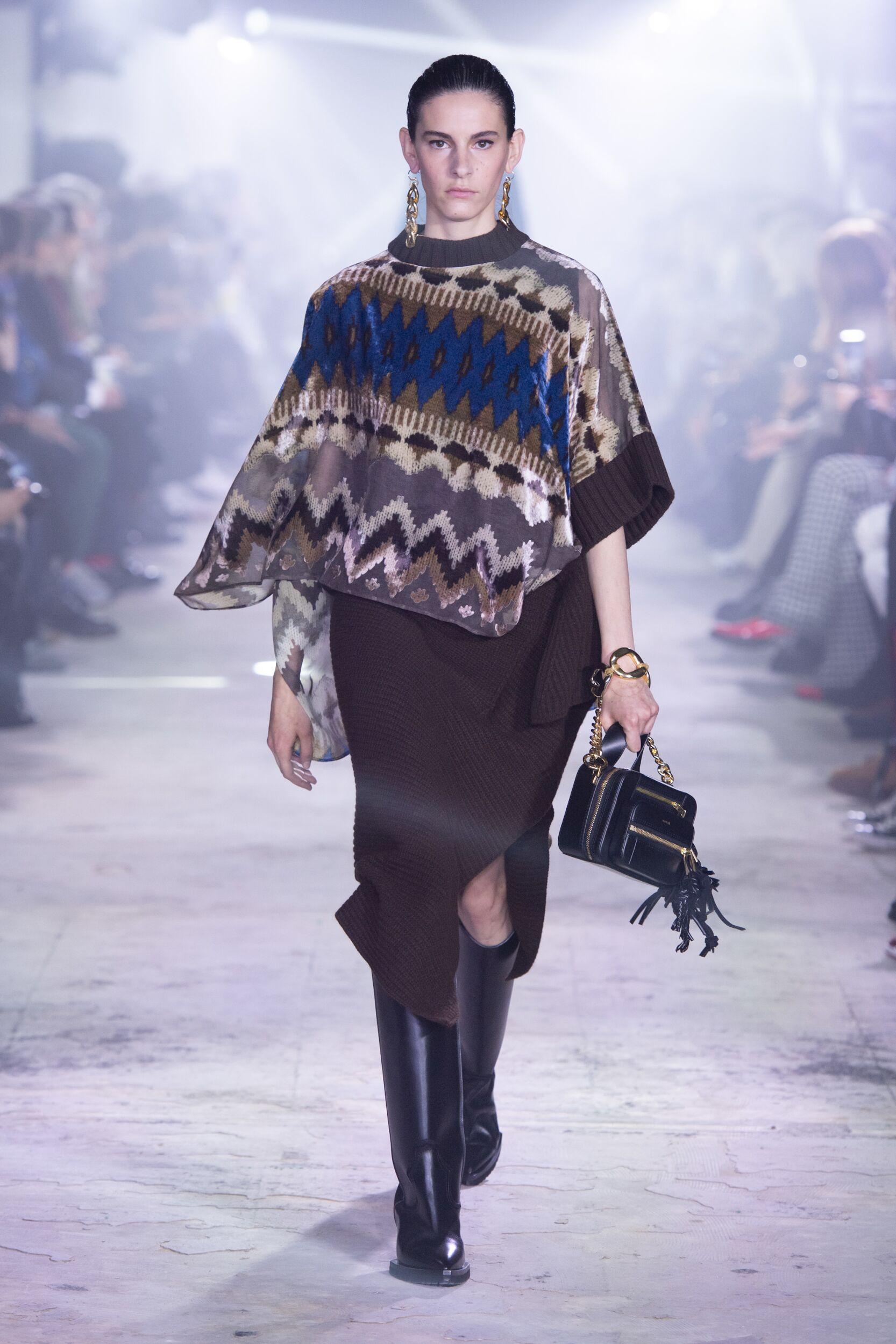 Sacai Fall Winter 2020 Womens Collection Paris Fashion Week