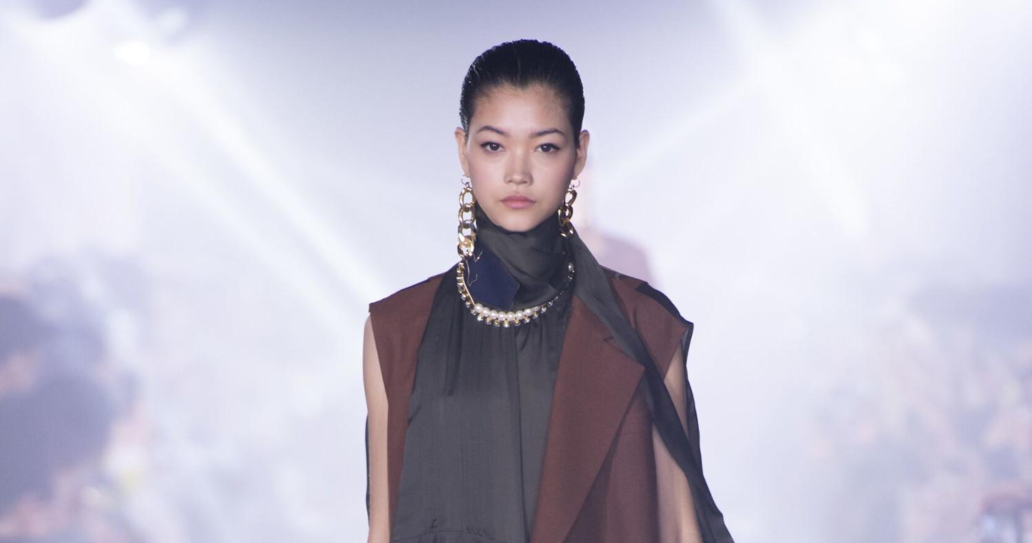 Sacai Fashion Show FW 2020 Paris