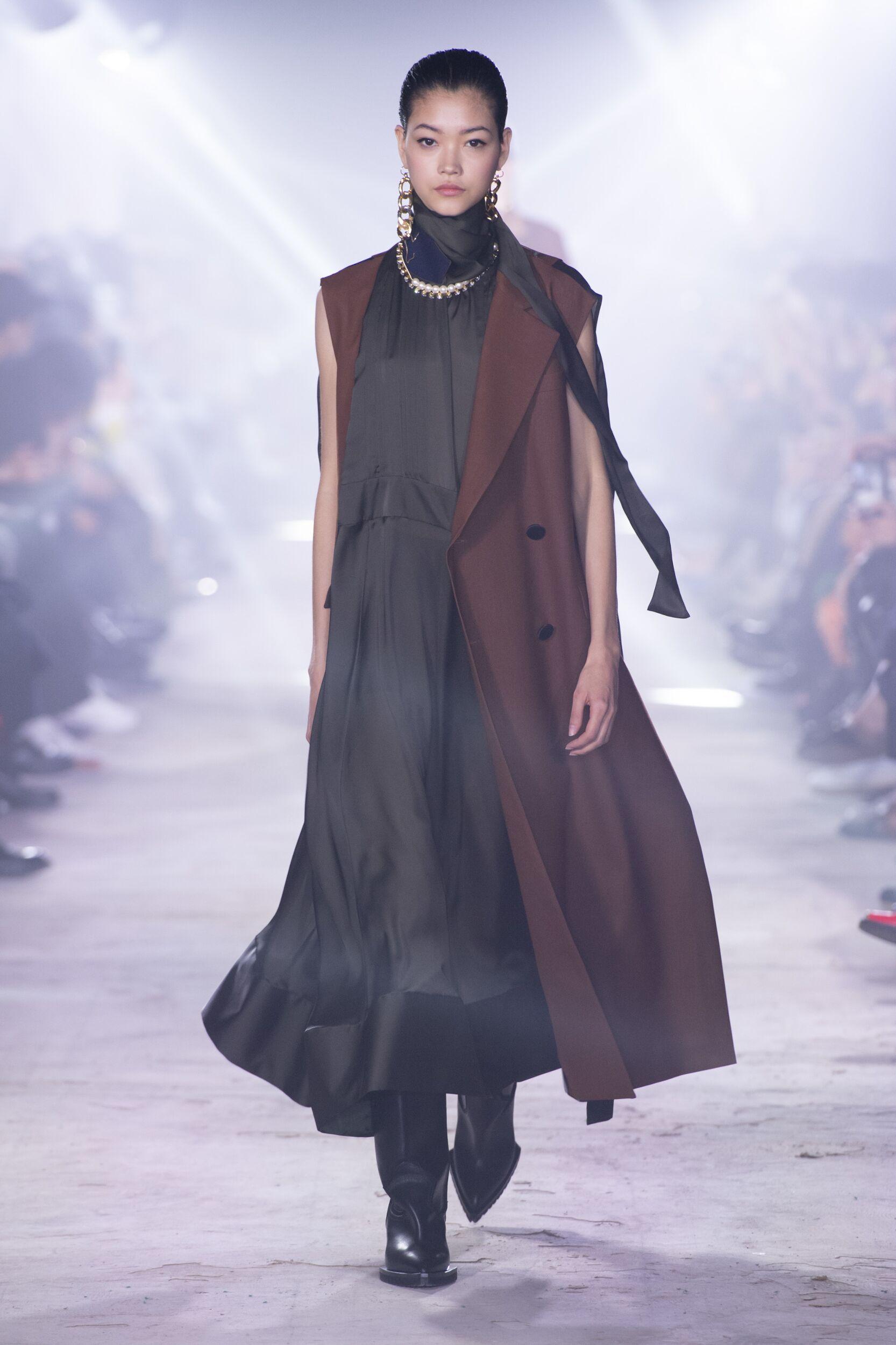 Sacai Fashion Show FW 2020