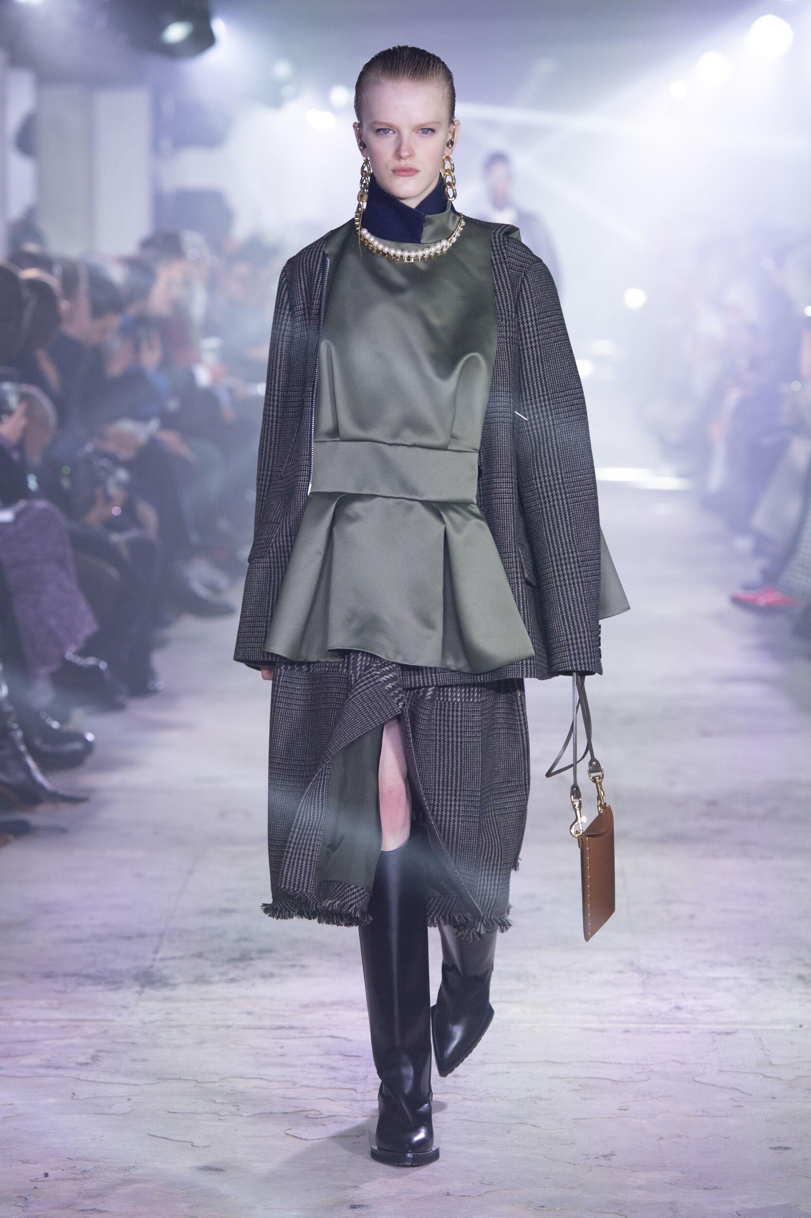 Sacai Paris Fashion Week