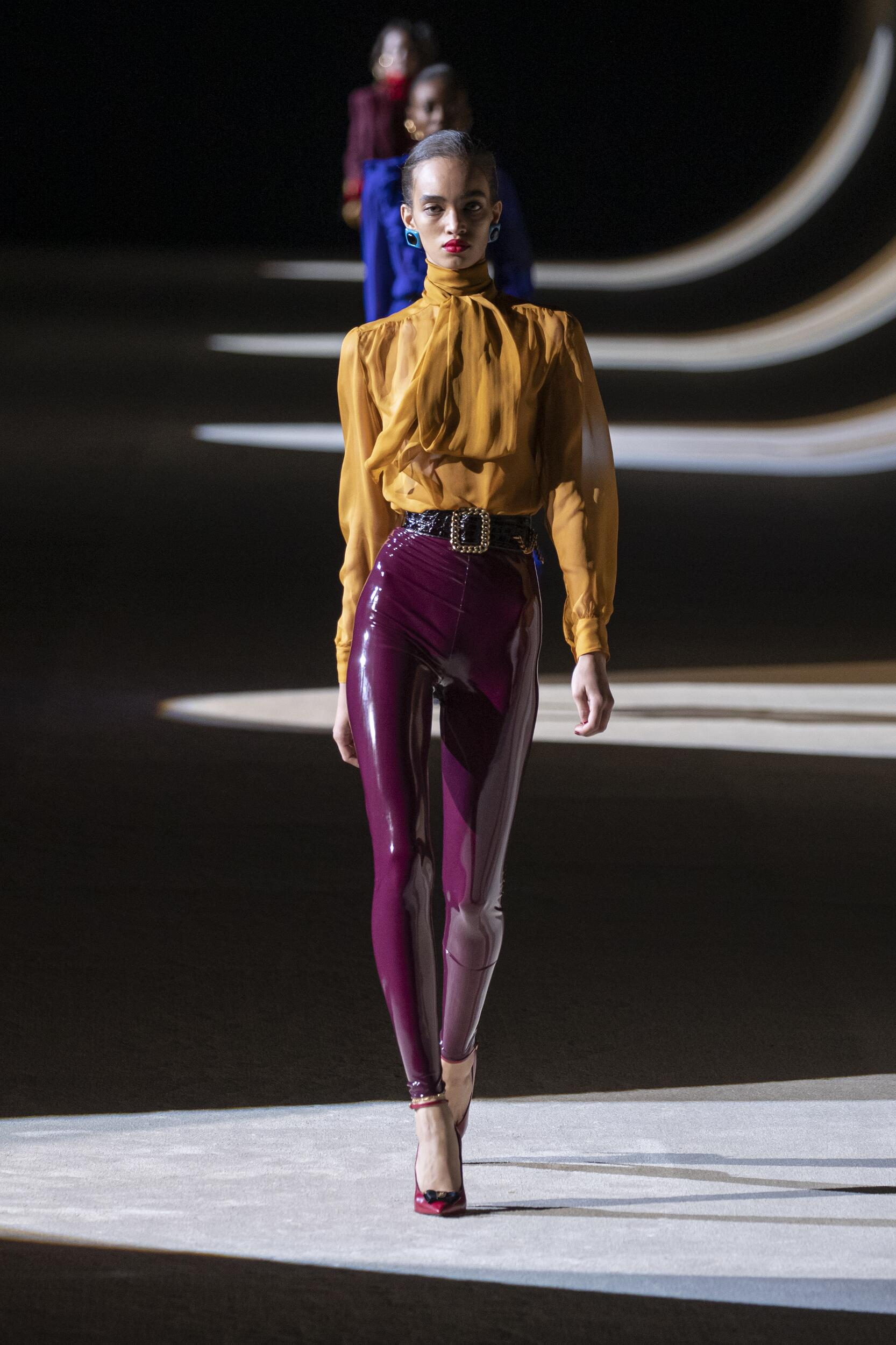 Saint Laurent 2020 Paris Women Trends