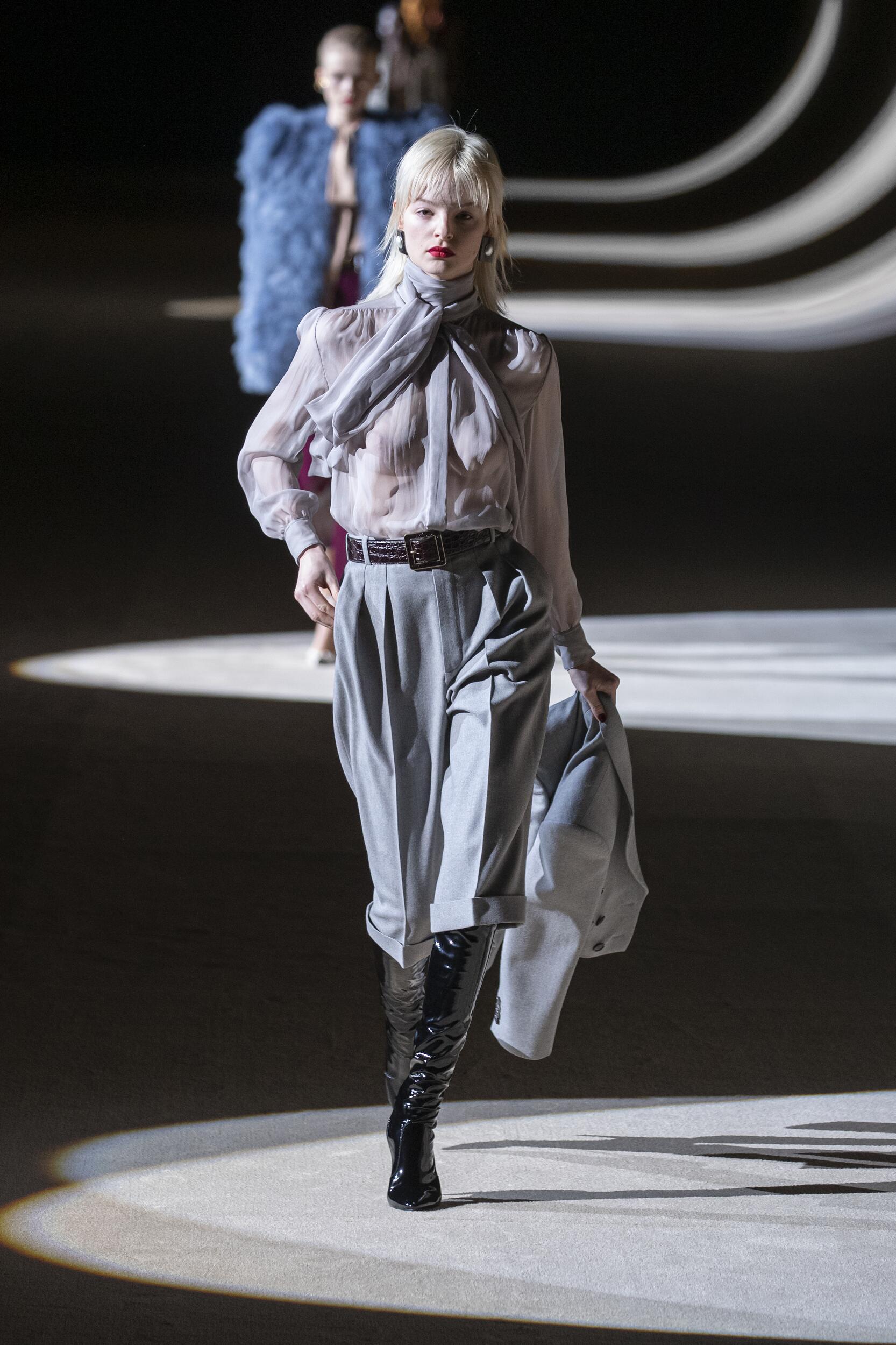 Saint Laurent FW 2020 Womenswear