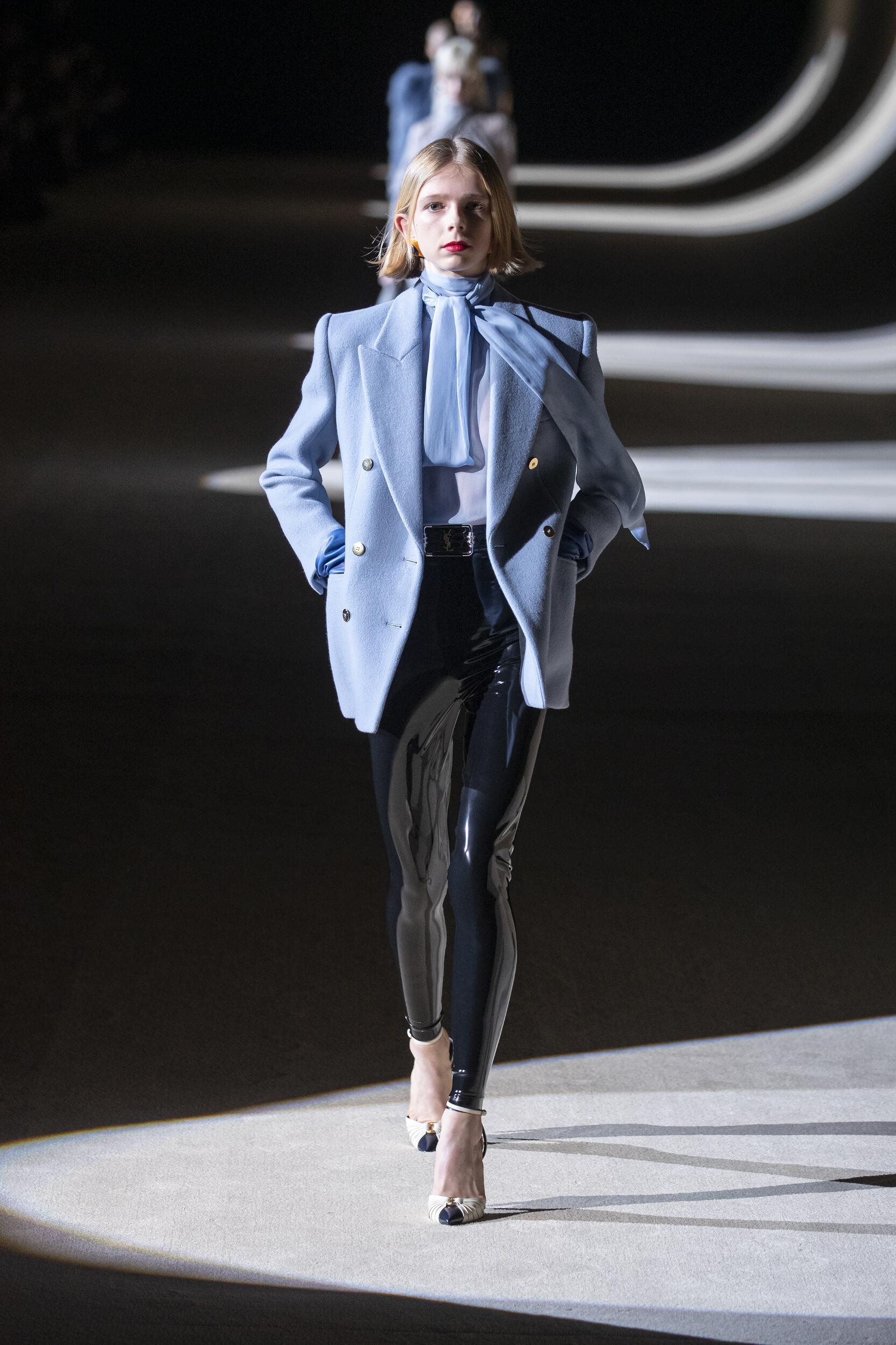 Saint Laurent Women's Collection 2020-21