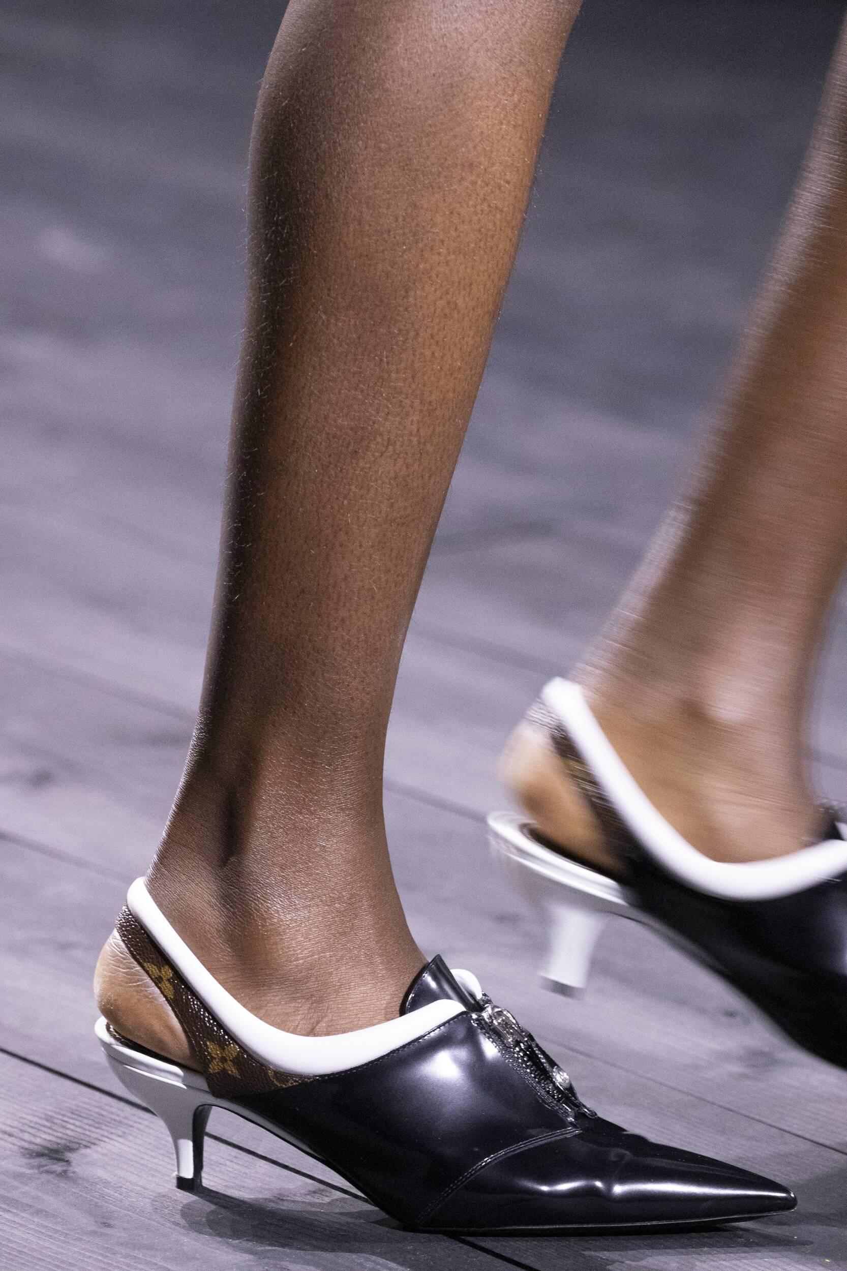 Shoes Detail Fall Winter 2020 Louis Vuitton