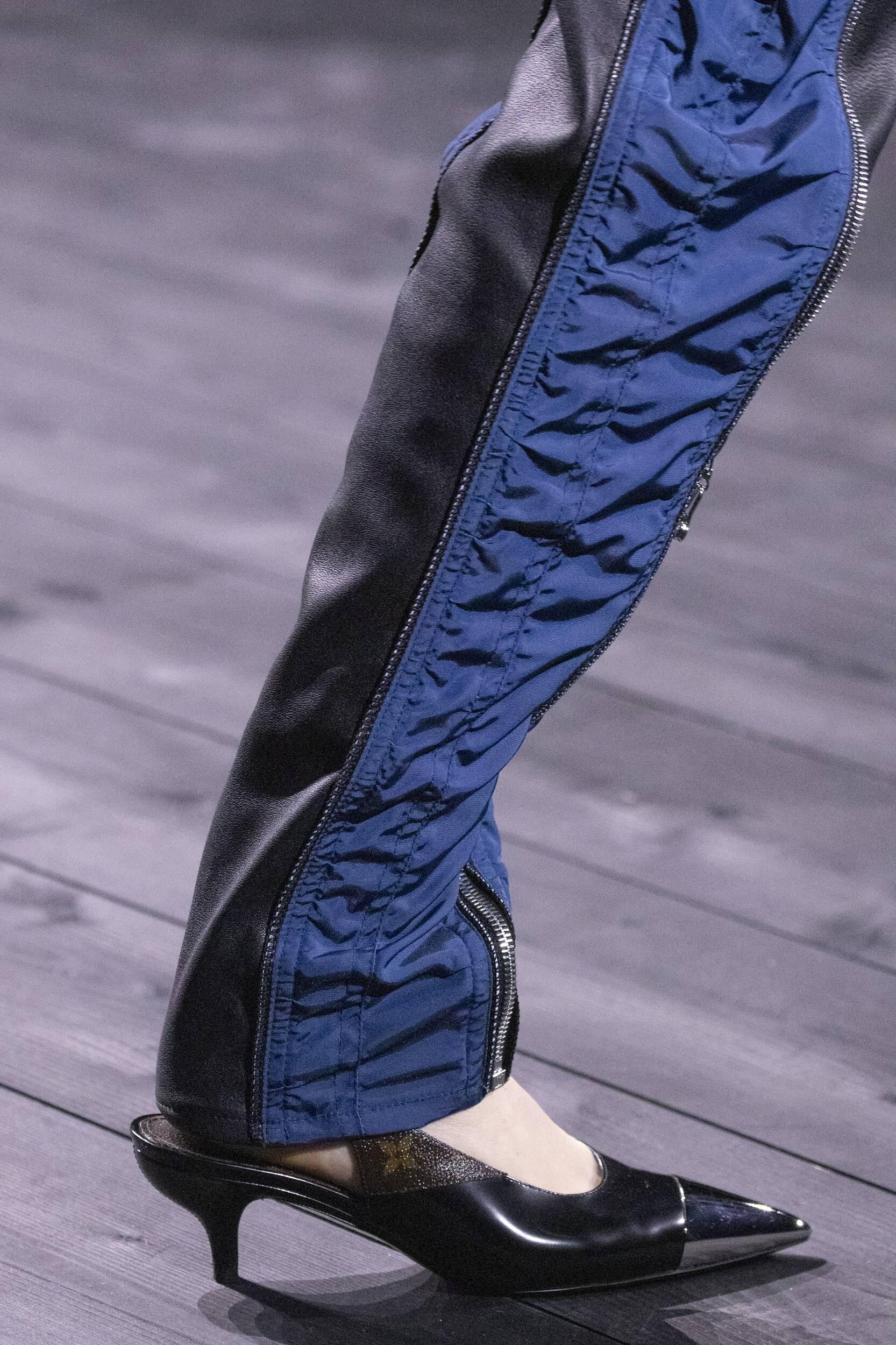 Shoes Louis Vuitton Fashion Show 2020