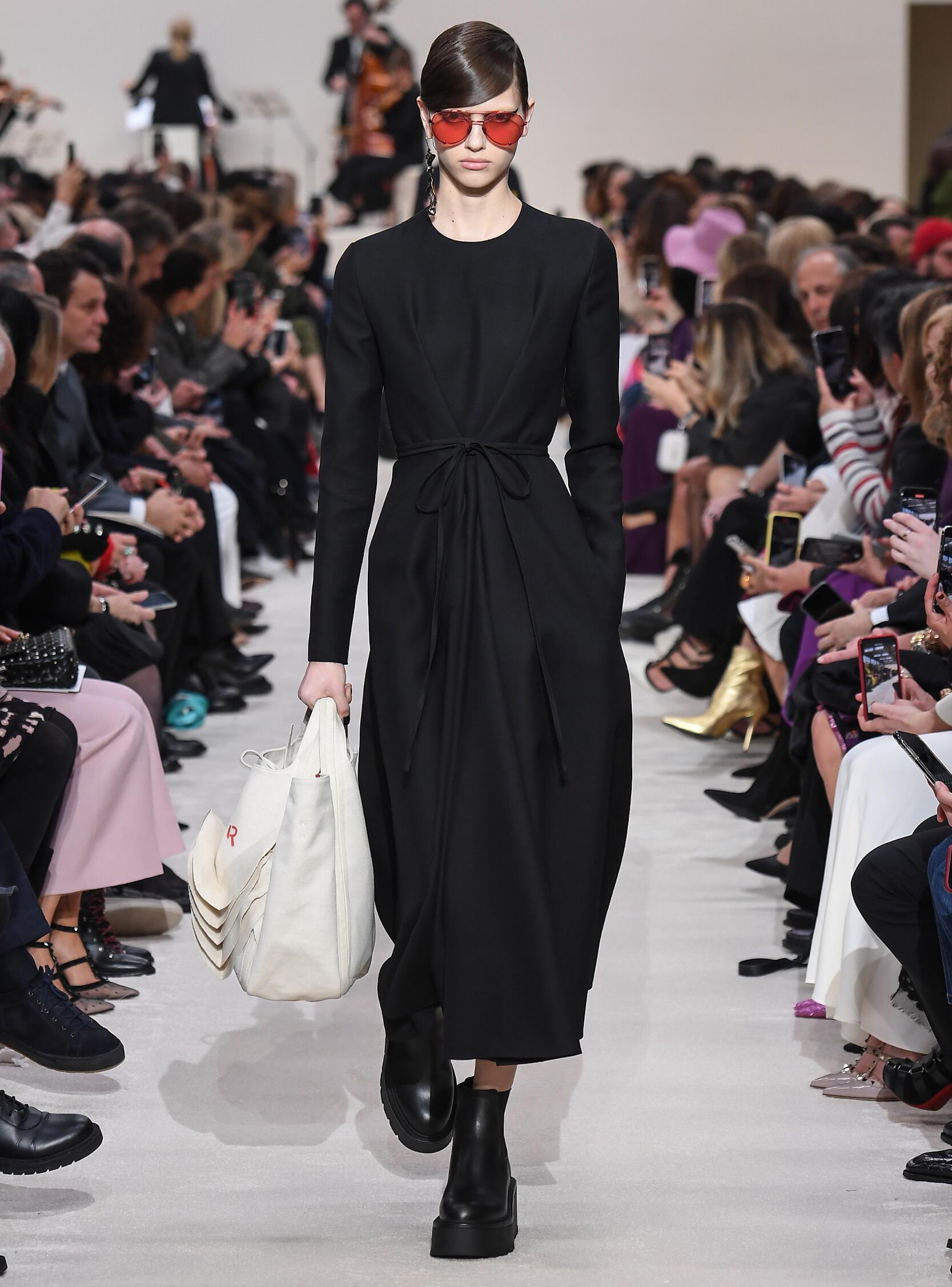 Valentino Fall Winter 2020 Womens Collection Paris Fashion Week