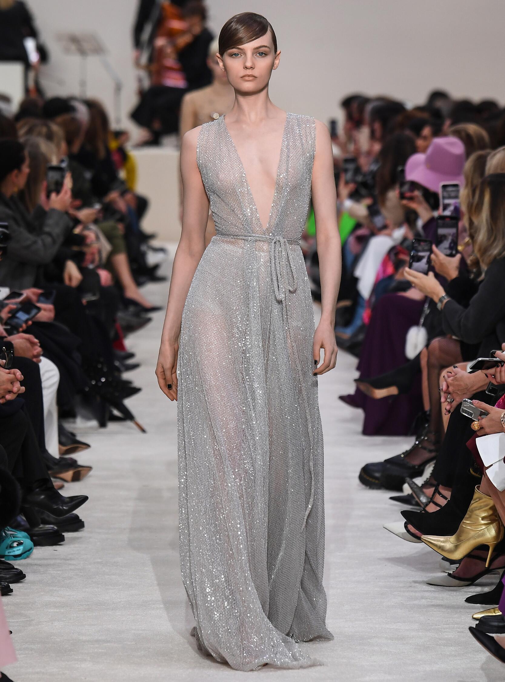 Valentino Paris Fashion Week Womenswear Trends