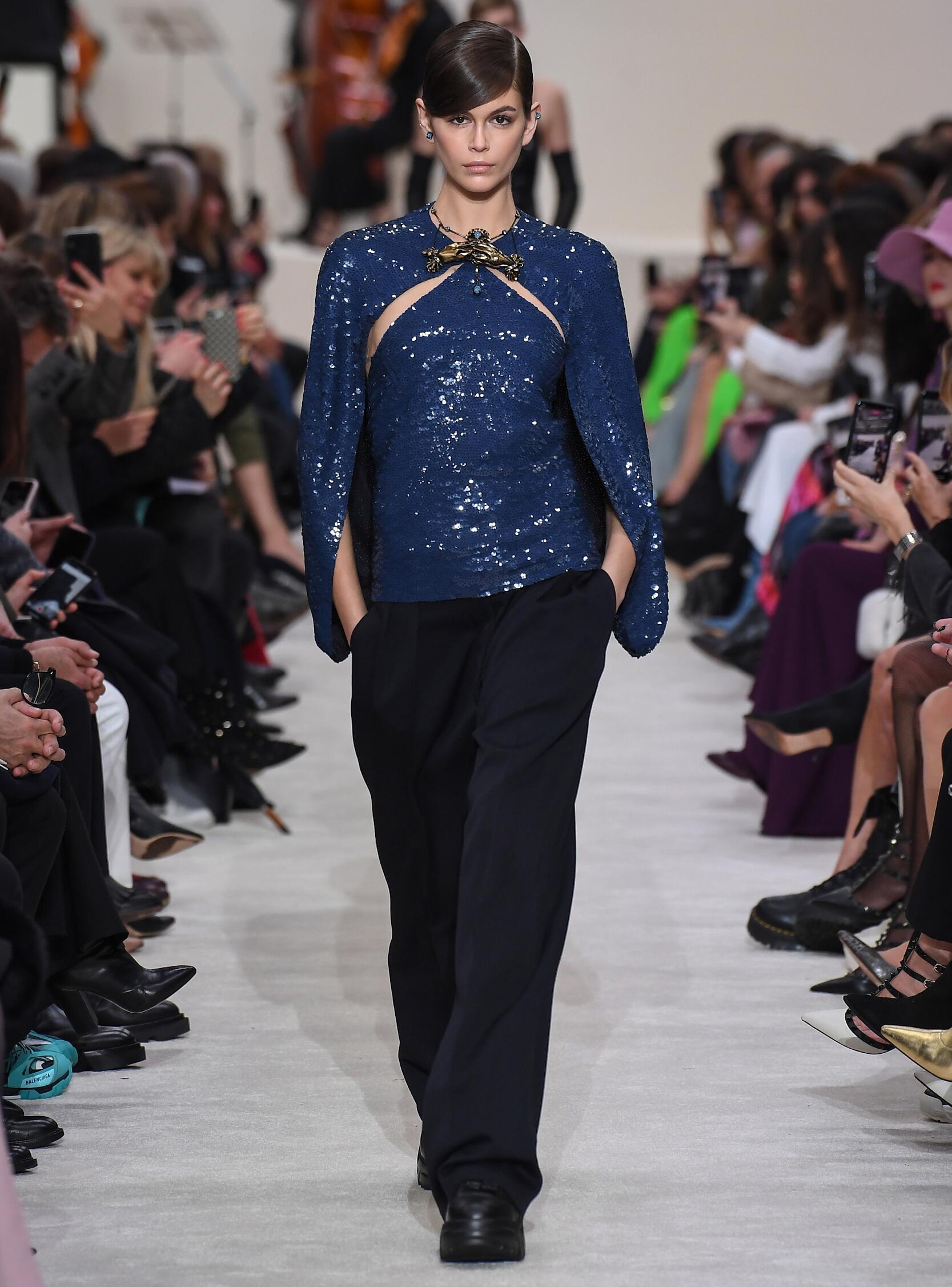 Valentino Paris Fashion Week