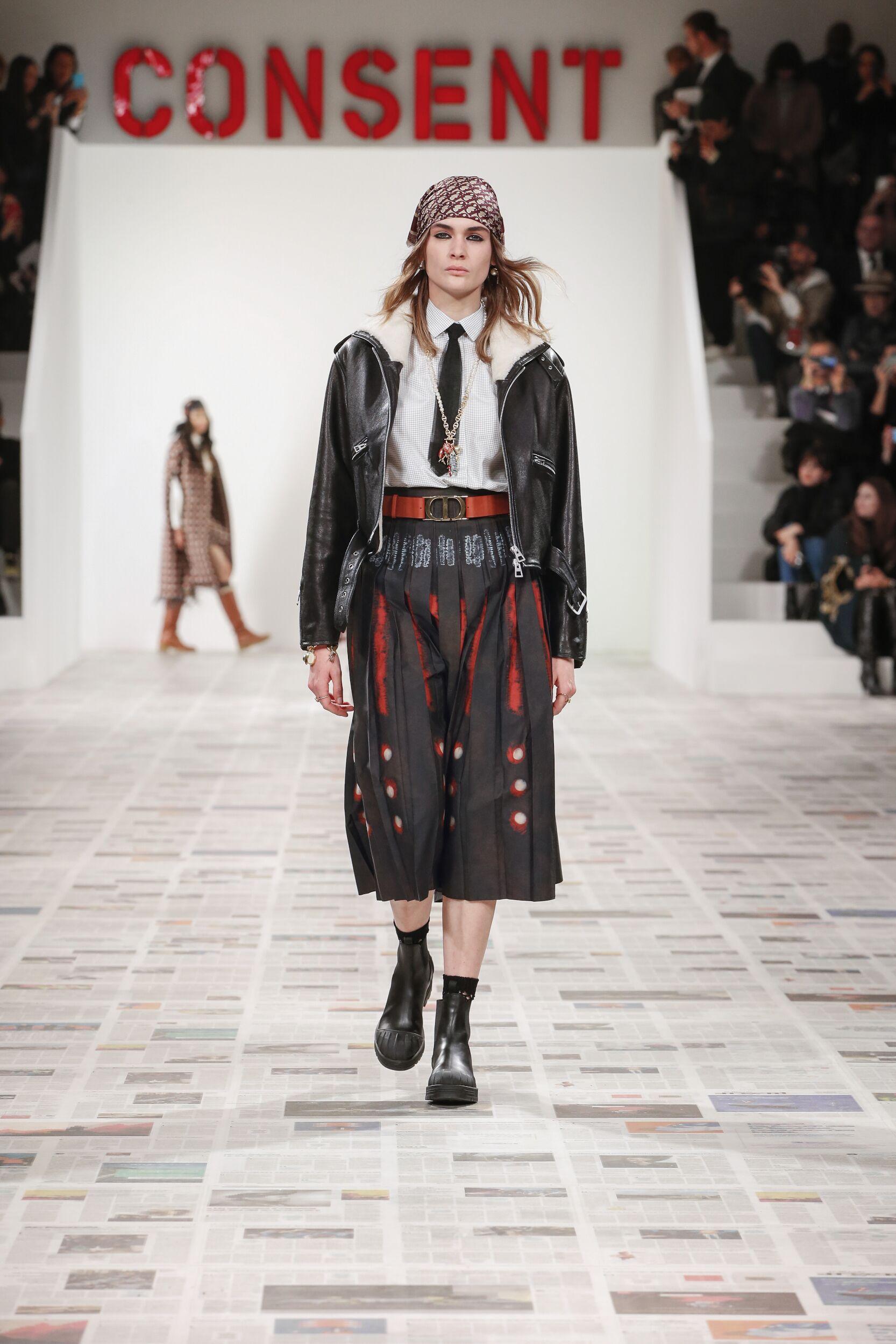 Winter 2020 Fashion Trends Dior