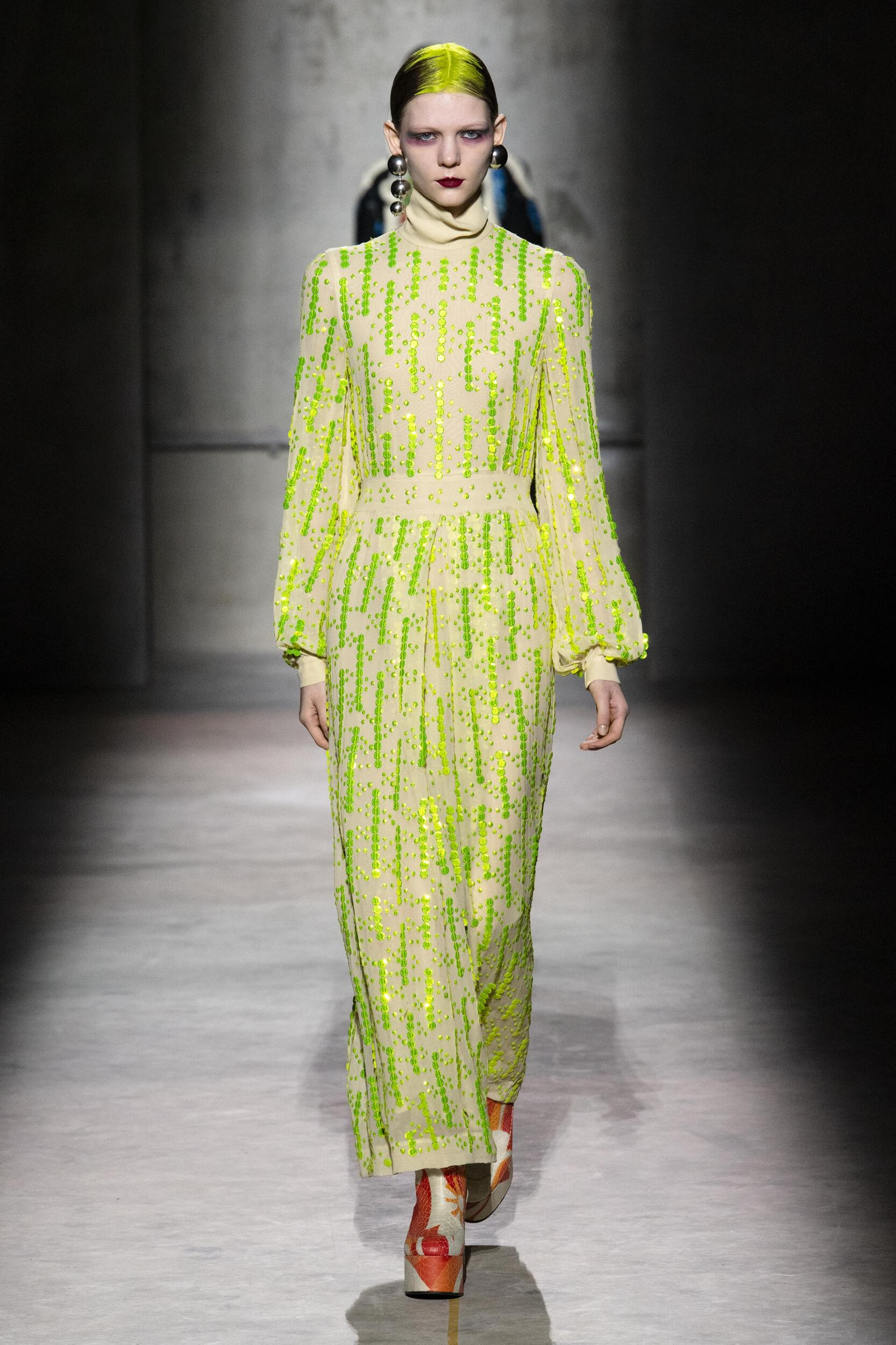 Winter 2020 Fashion Trends Dries Van Noten