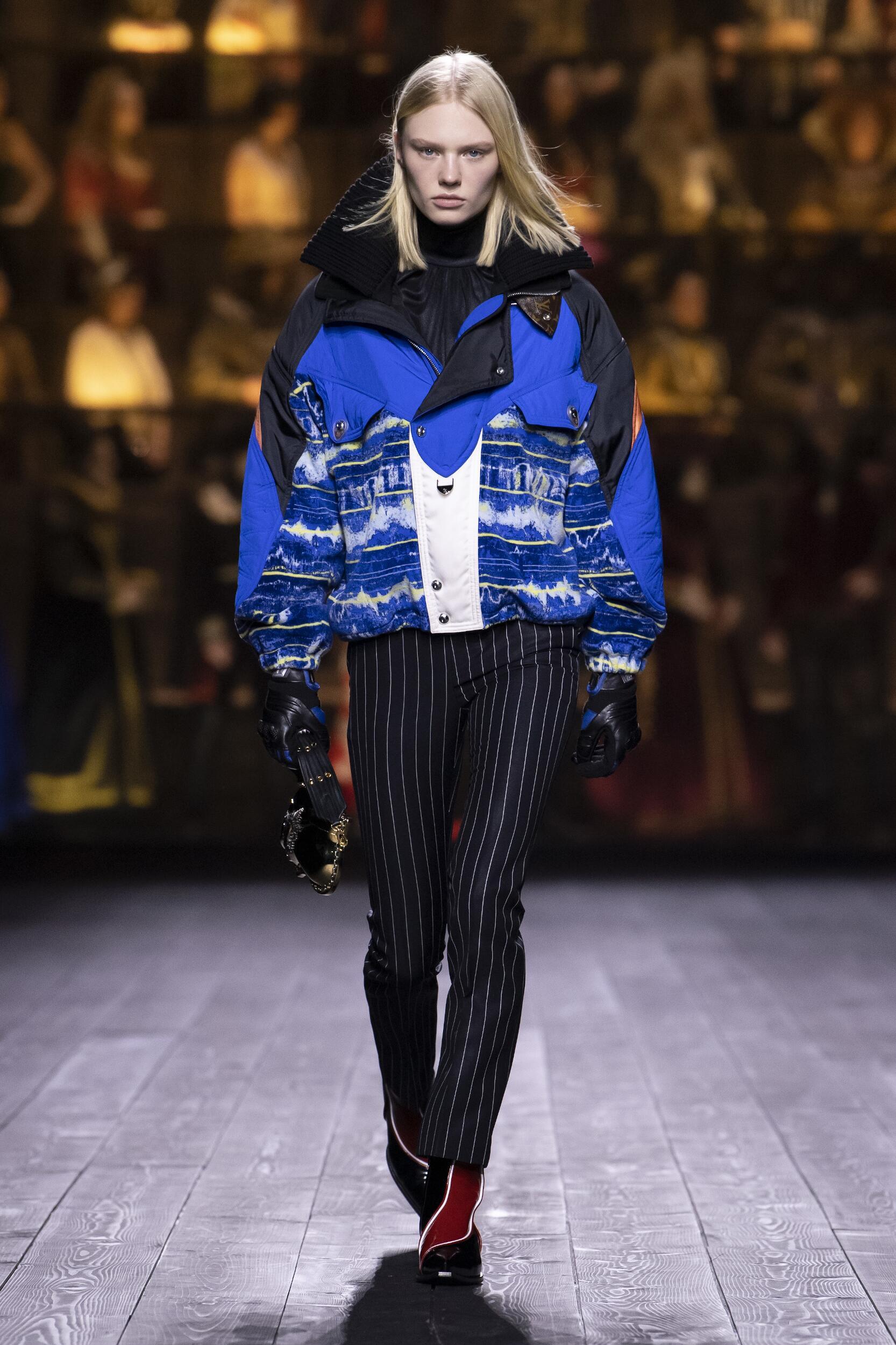 Winter 2020 Fashion Trends Louis Vuitton