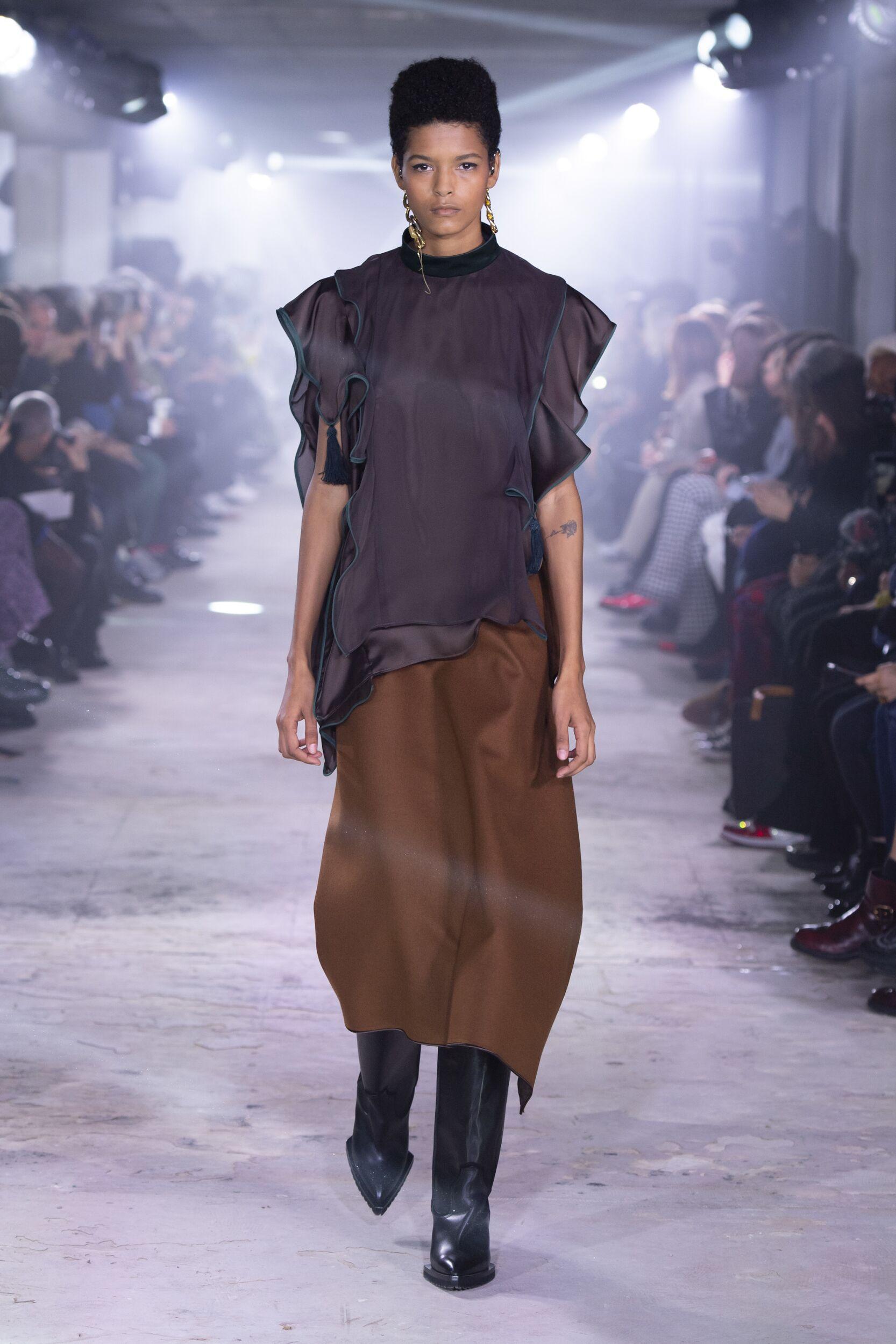 Winter 2020 Fashion Trends Sacai