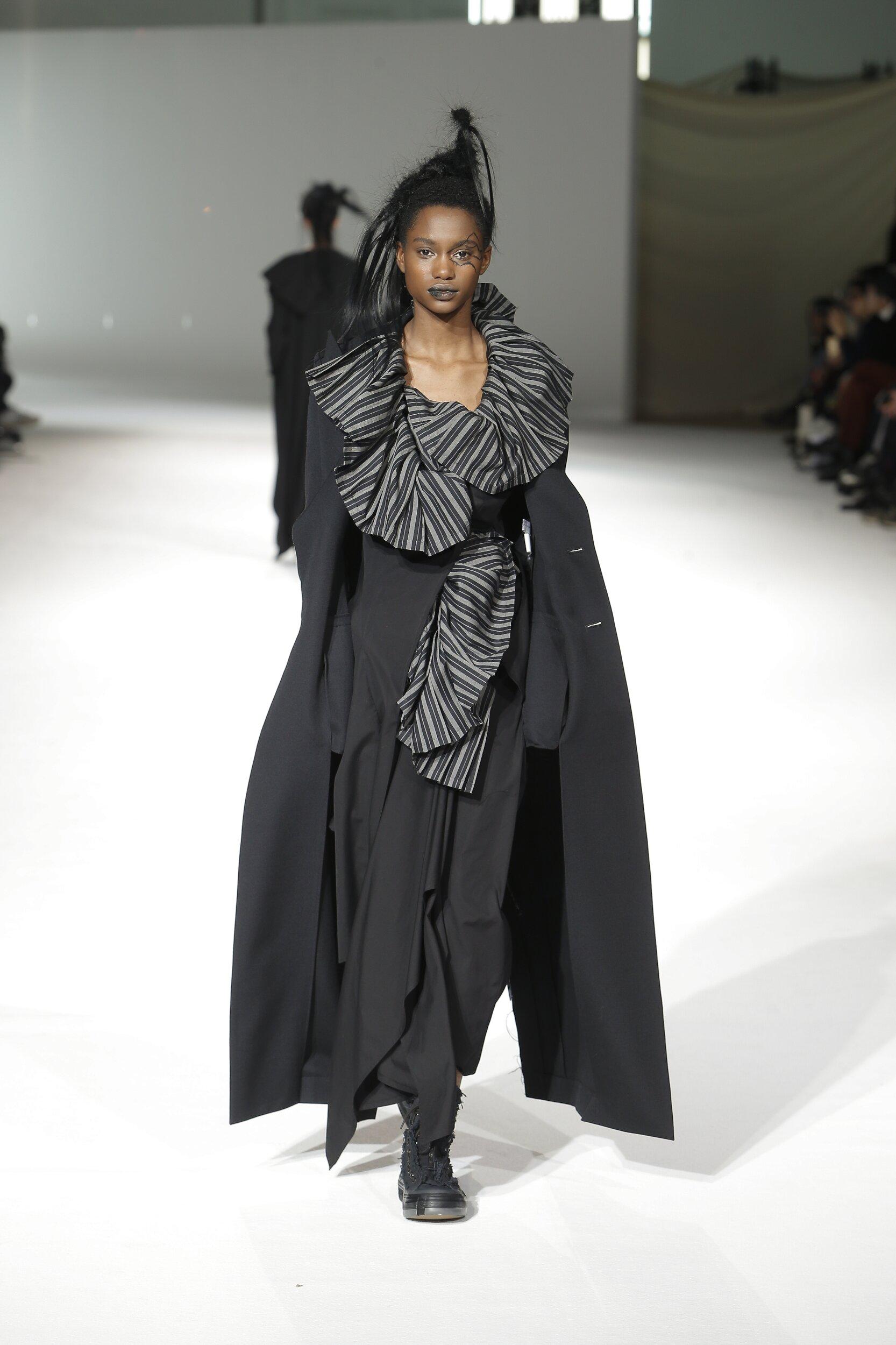 Winter 2020 Fashion Trends Yohji Yamamoto