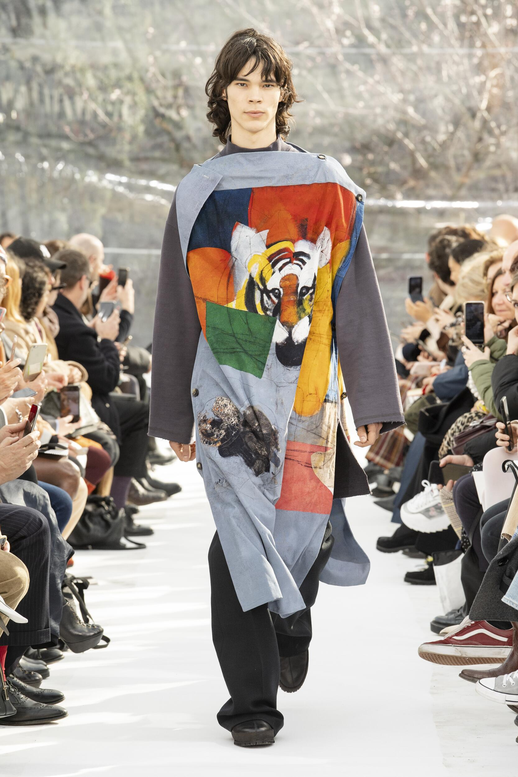 Winter 2020 Man Trends Kenzo