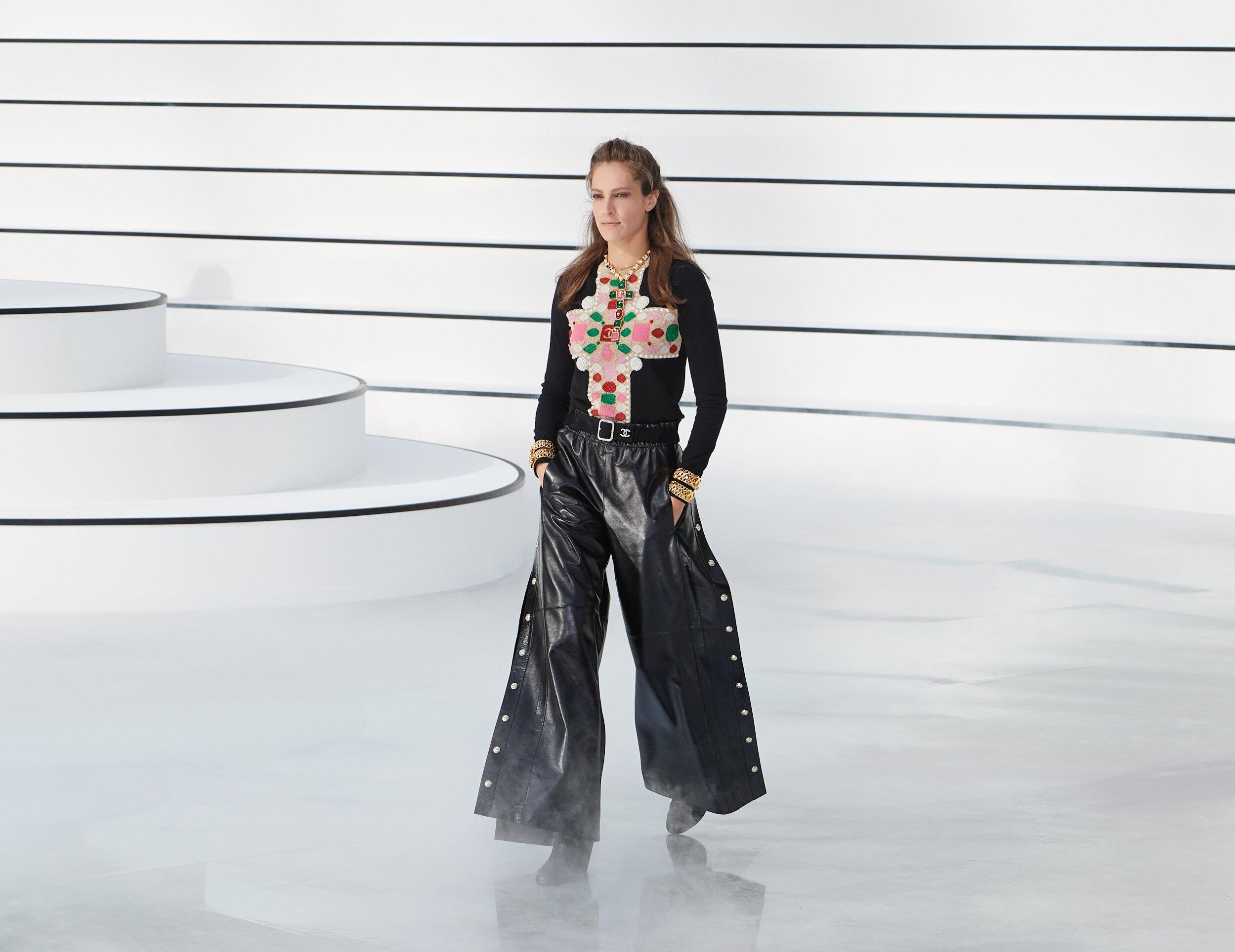 Winter 2020 Woman Trends Chanel